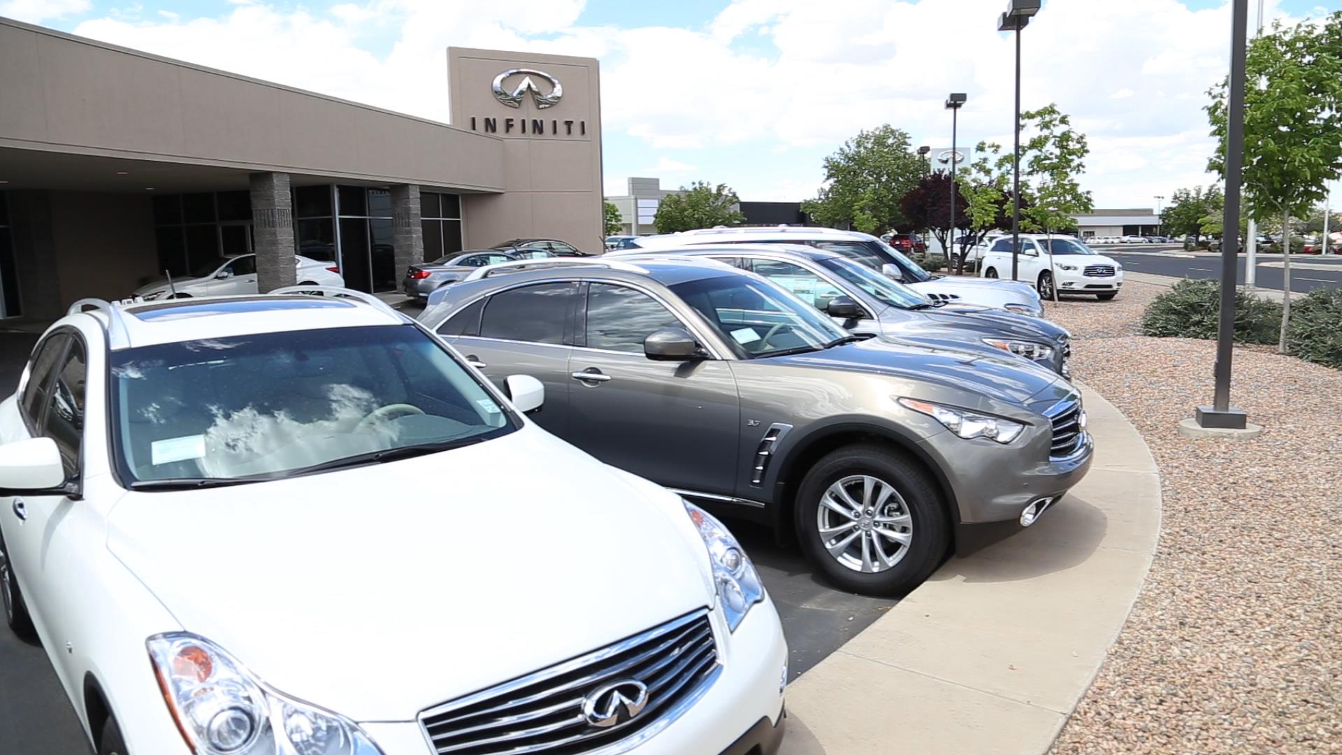 to know our new infiniti dealership serving albuquerque rio rancho bernalillo and santa fe