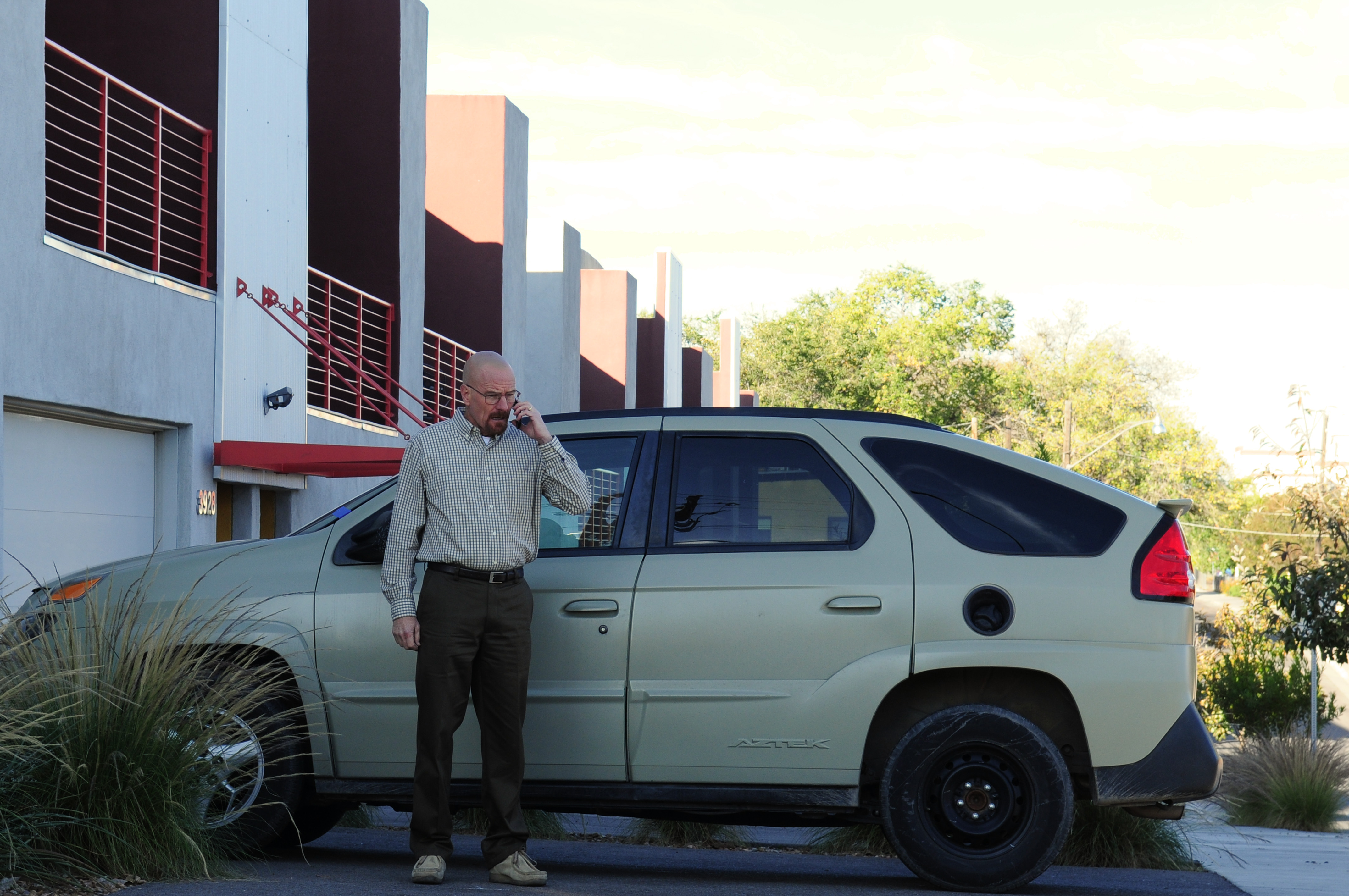 """breaking bad"" may have helped the pontiac aztek often voted one of the"