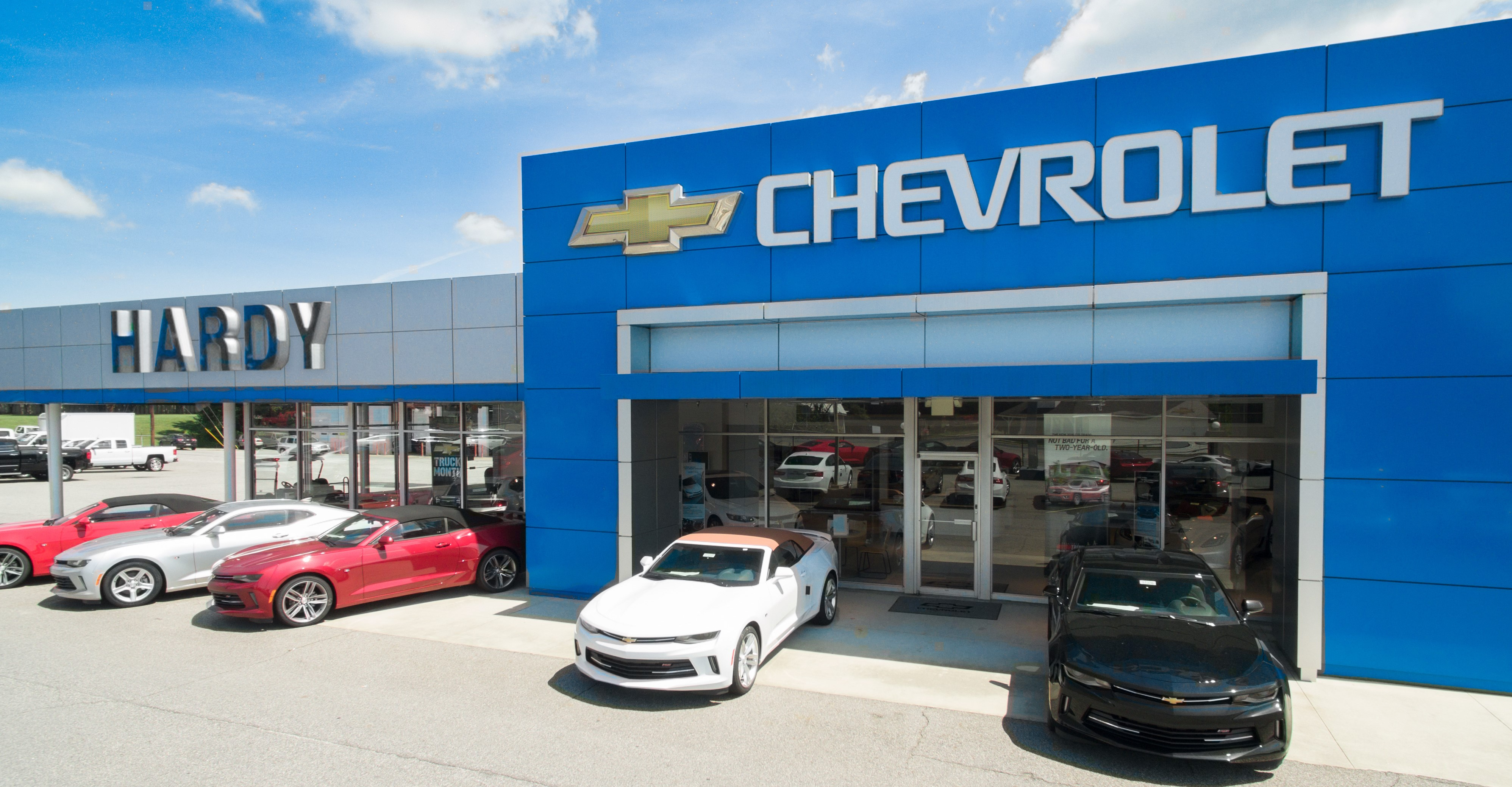 hardy chevrolet gainesville