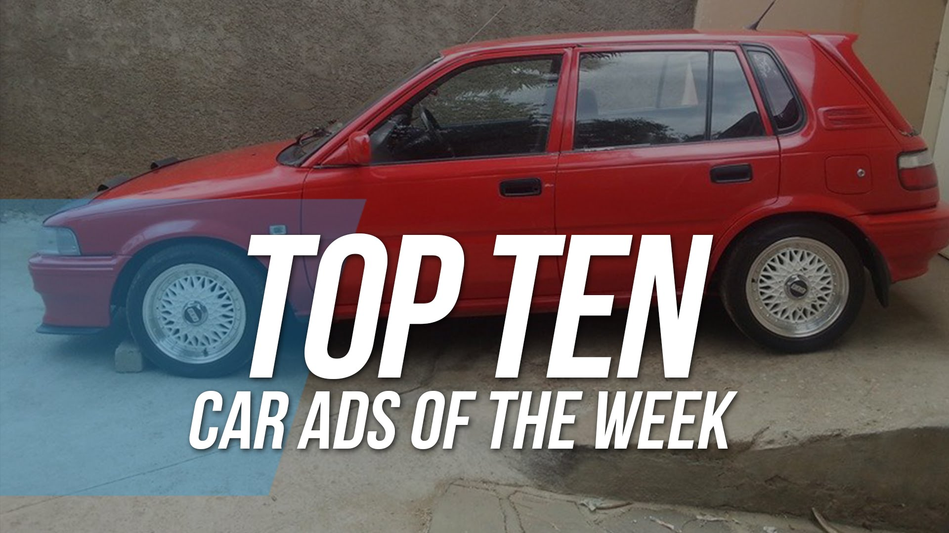 top 10 car ads of the week or sell namibia