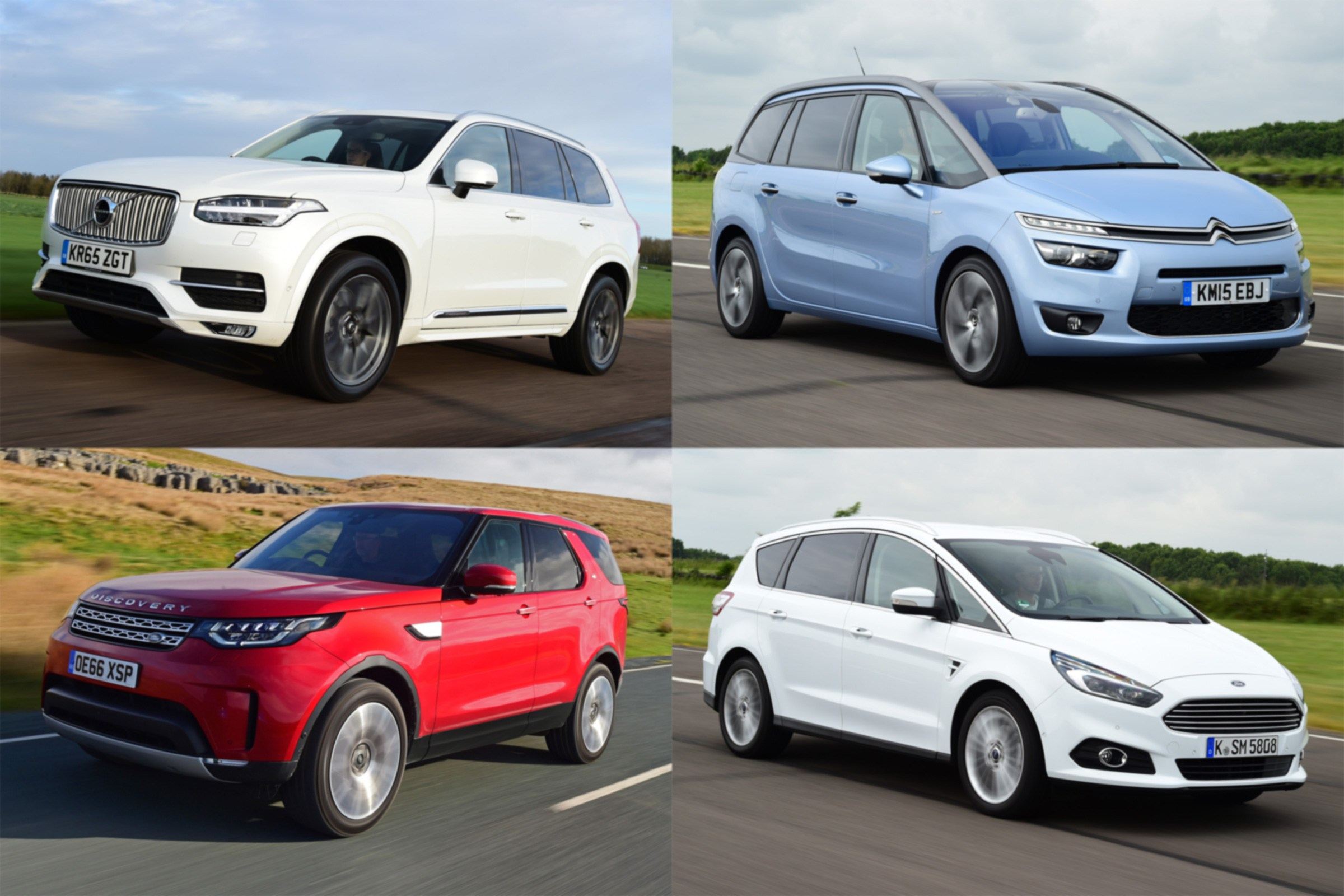 here are the best 7 seat cars on sale in the uk including the