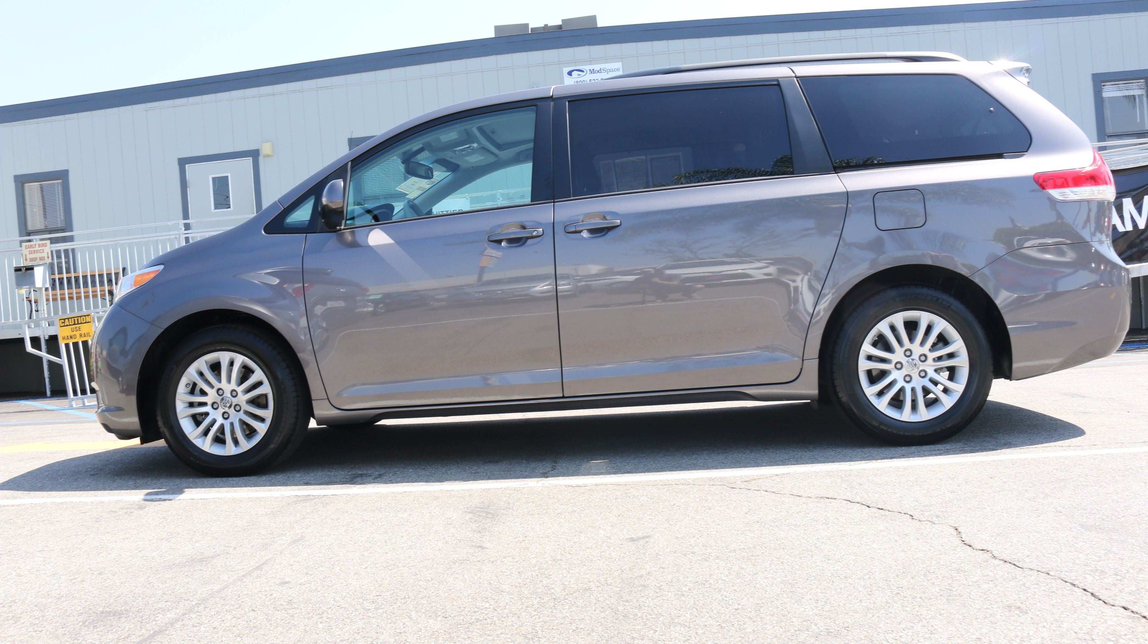 certified preowned 2013 gray toyota sienna xle used minivan toyota of whittier 888 718 3693 best youtube