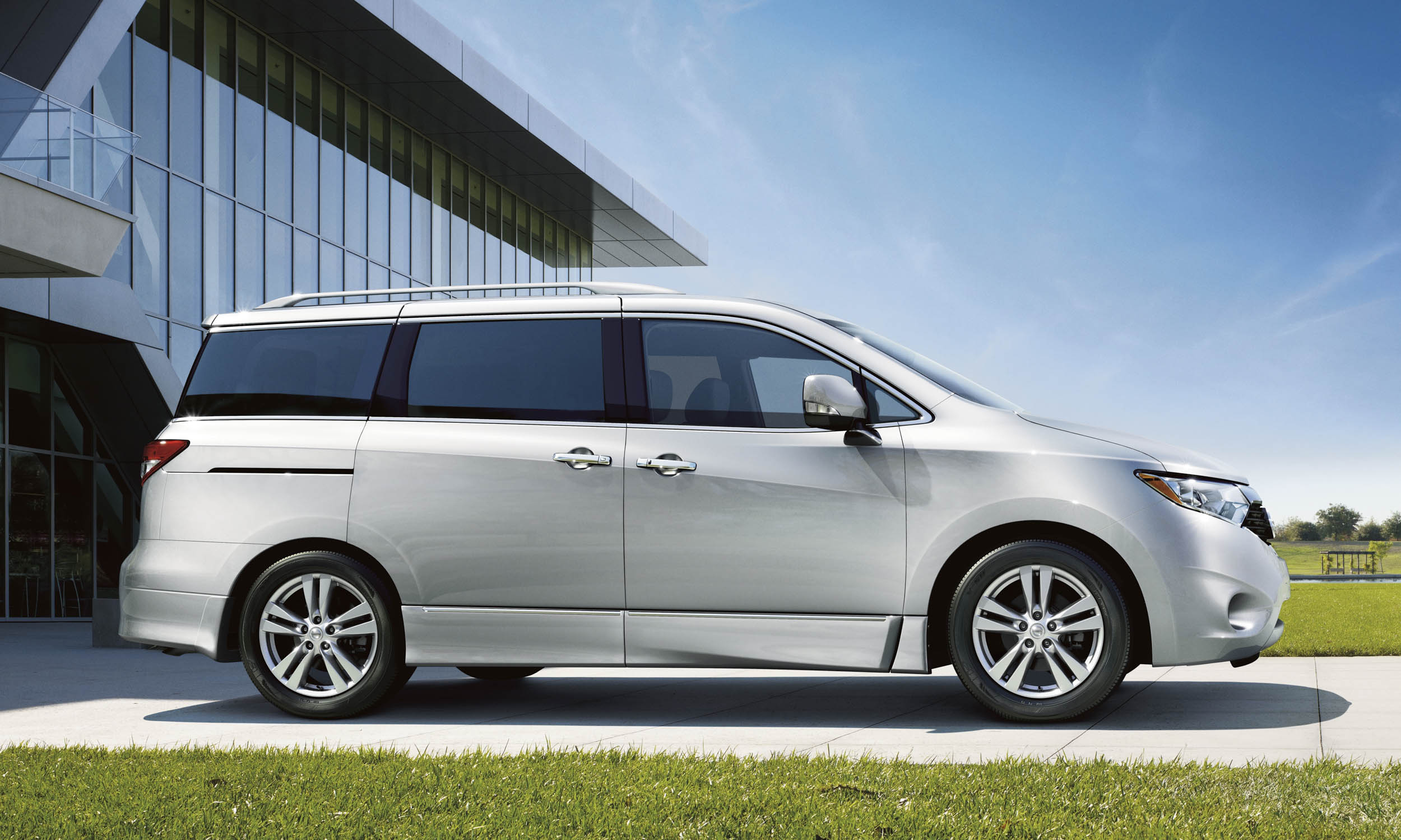 the nissan quest are bad used minivans