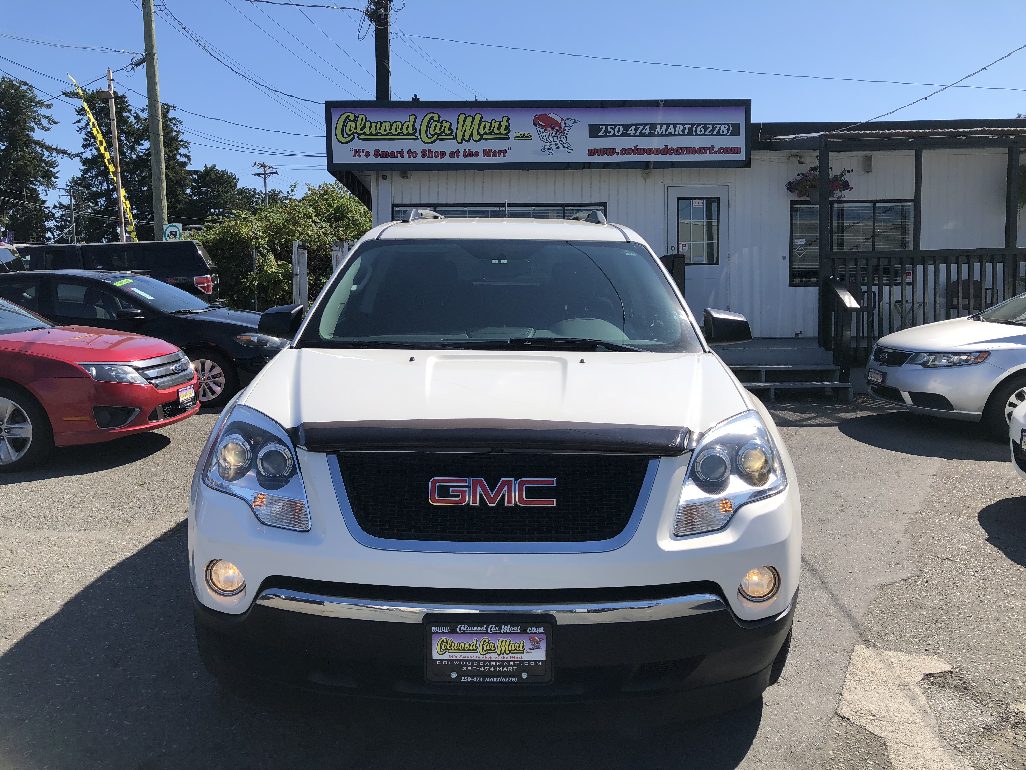 2012 gmc acadia awd – colwood cart mart used cars trucks for sale victoria bc used car dealer