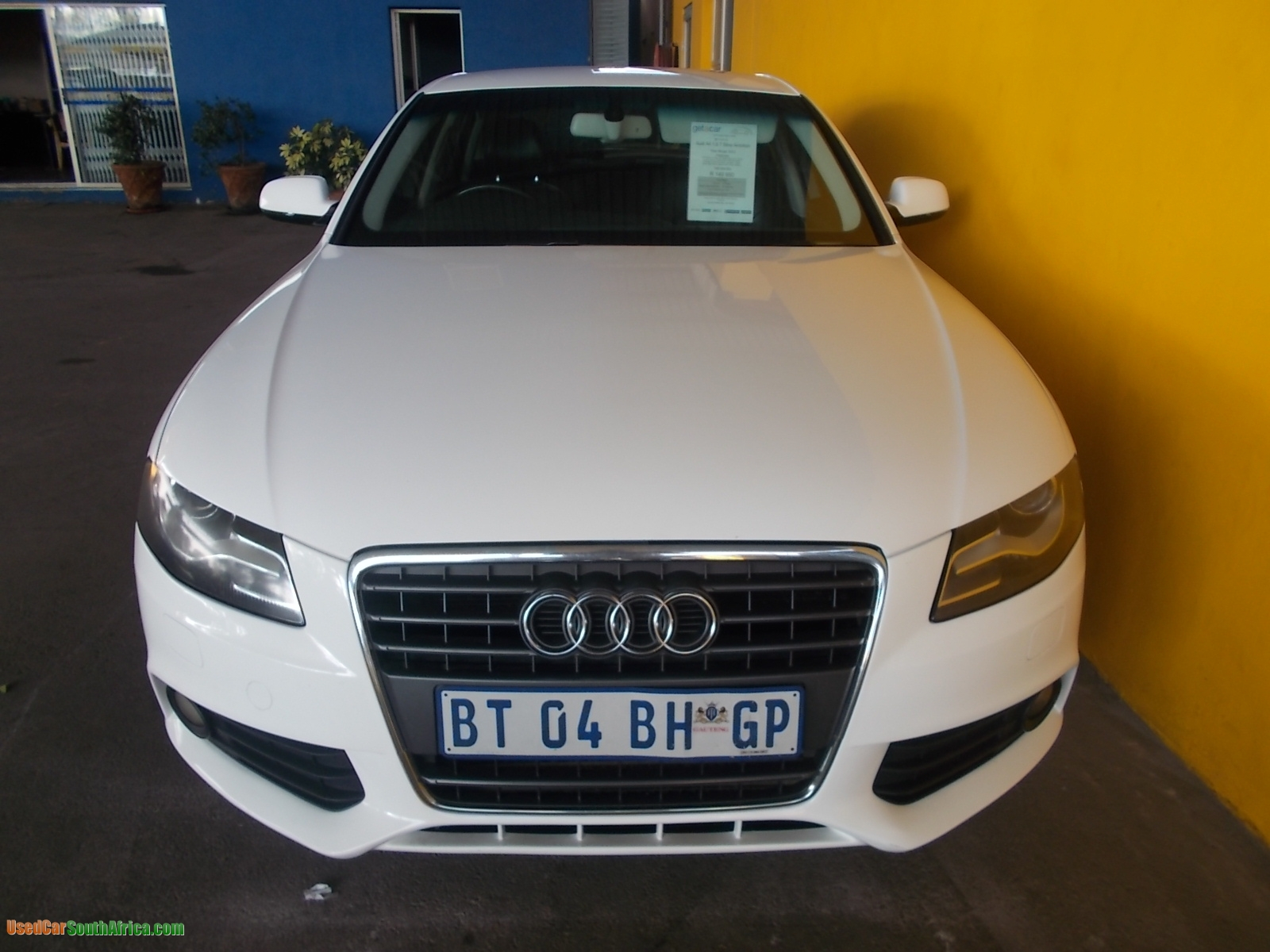 2012 audi a4 black leather used car for sale in pretoria central gauteng south africa usedcarsouthafrica 2