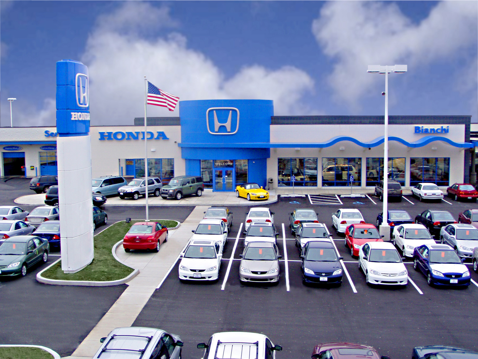 a honda dealership in erie penn h