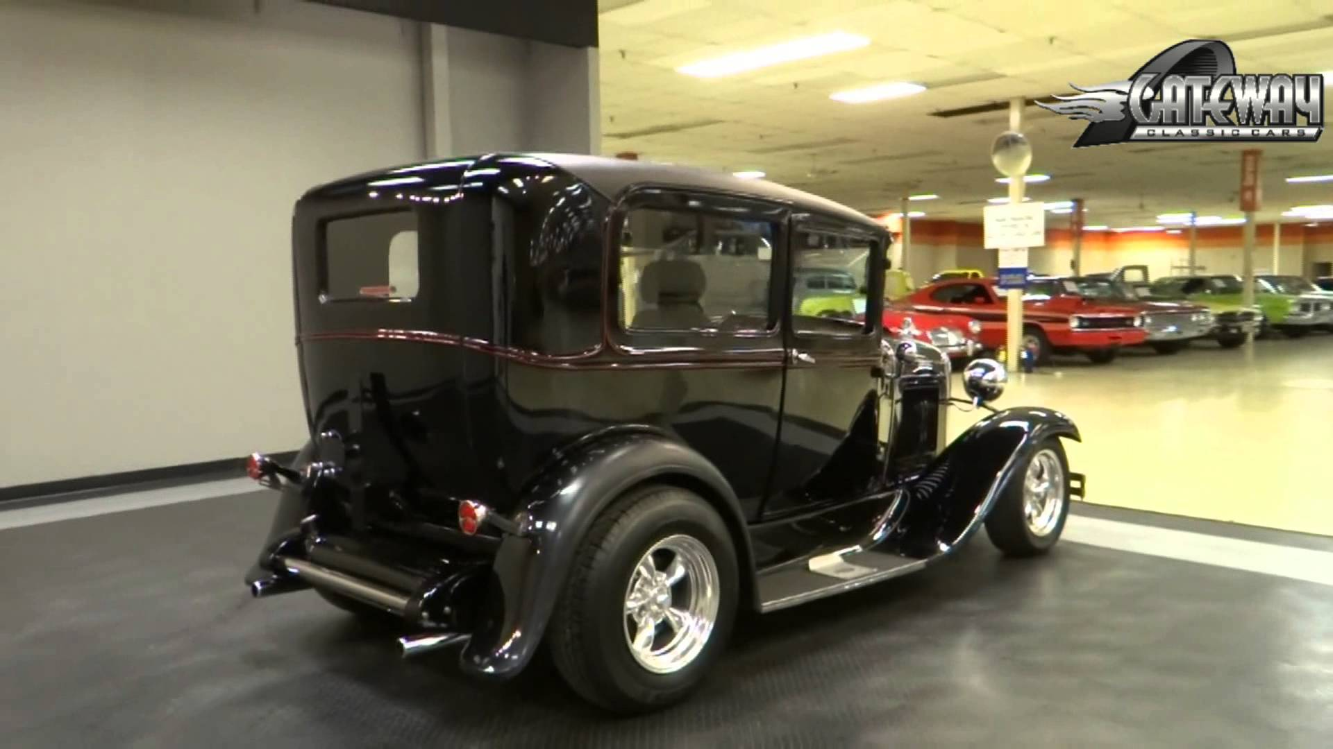 1931 ford model a for sale at gateway classic cars in st louis mo youtube