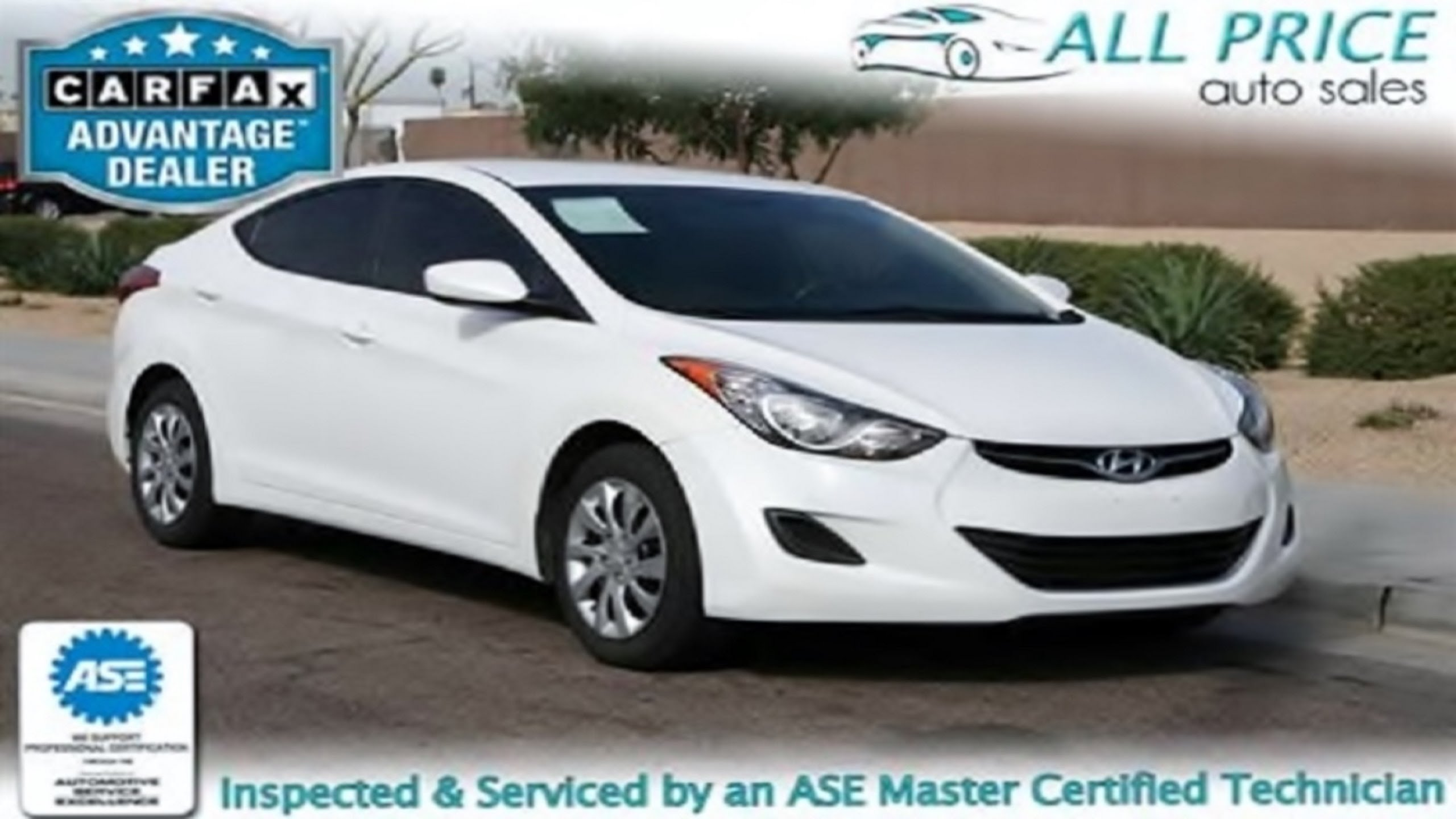 used cars for sale in phoenix az 2012 hyundai elantra all price auto sales llc youtube