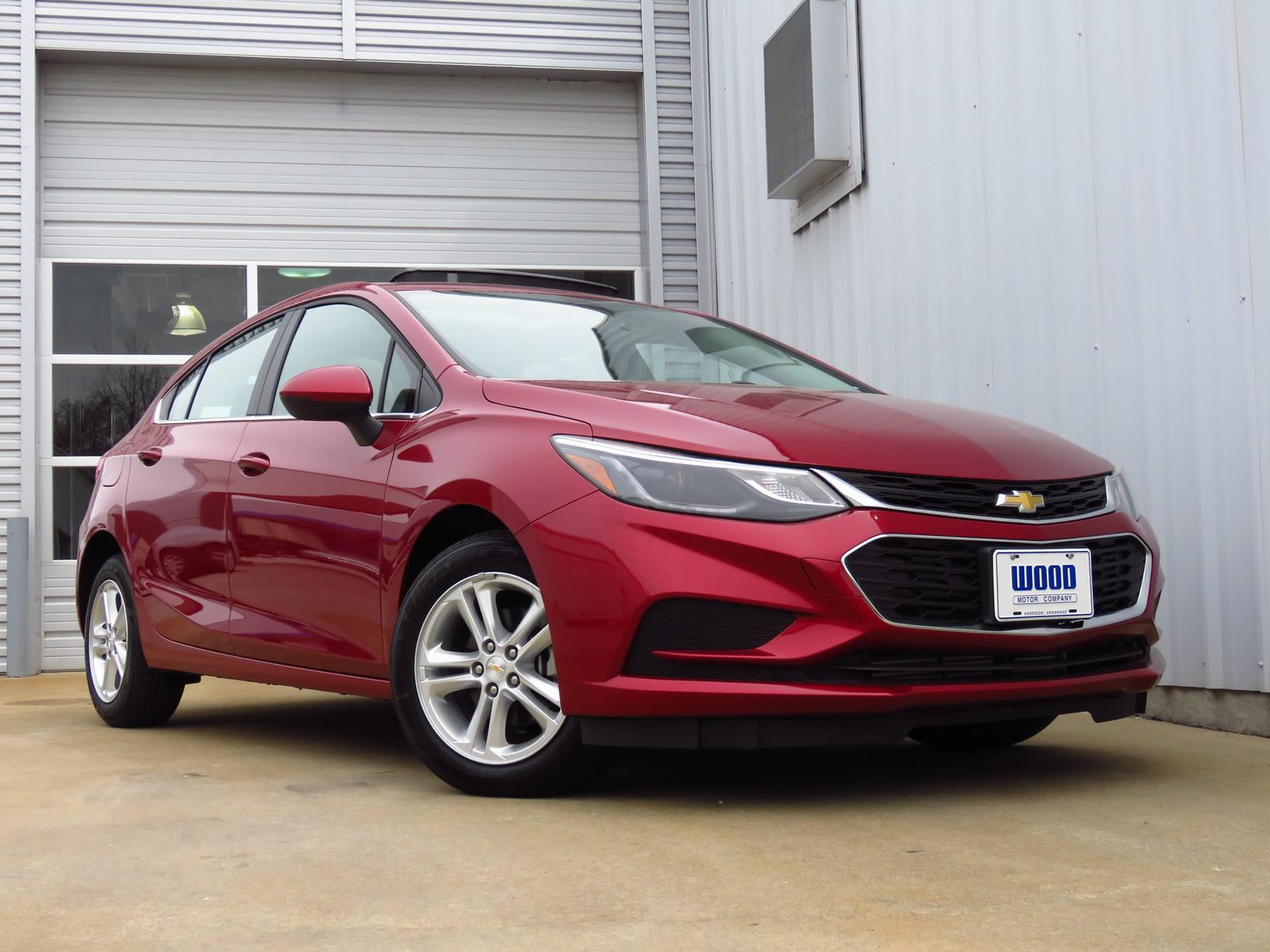 2018 chevrolet cruze vehicle photo in harrison ar
