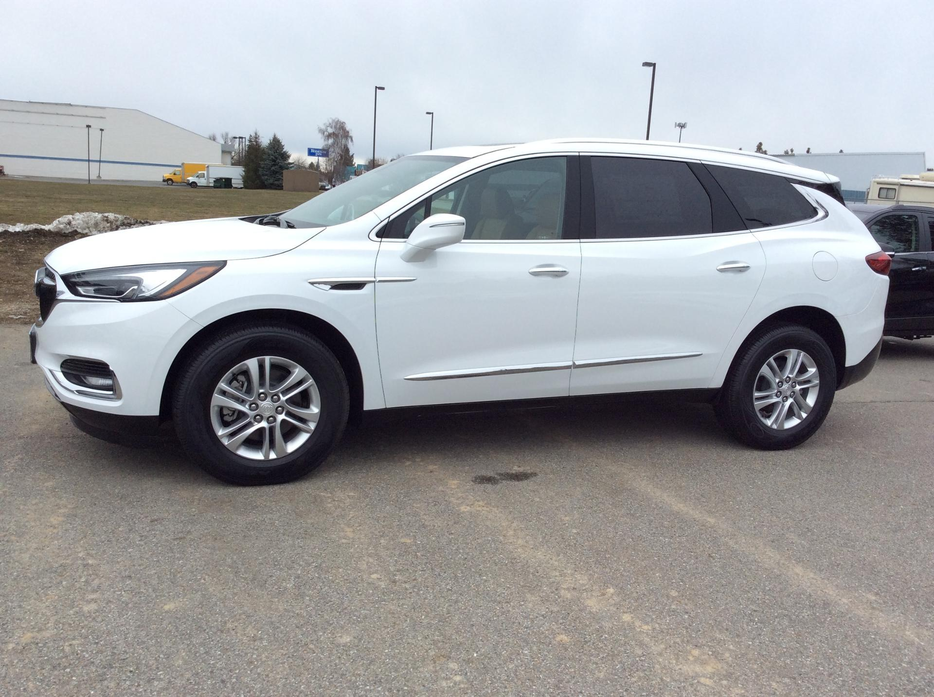 2018 buick enclave vehicle photo in coeur d alene id