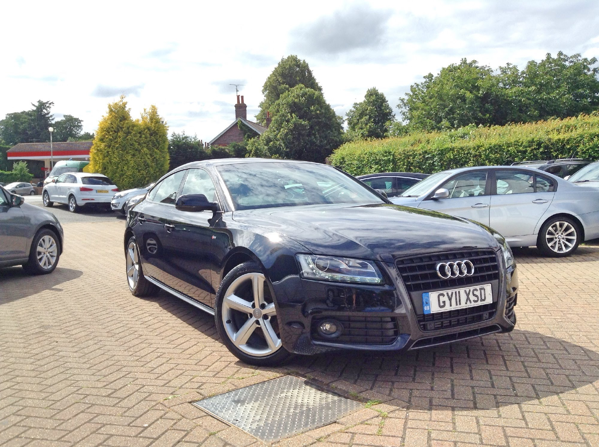 audi a5 2 0 tdi s line sportback multitronic 5dr for sale at cmc cars near brighton sus