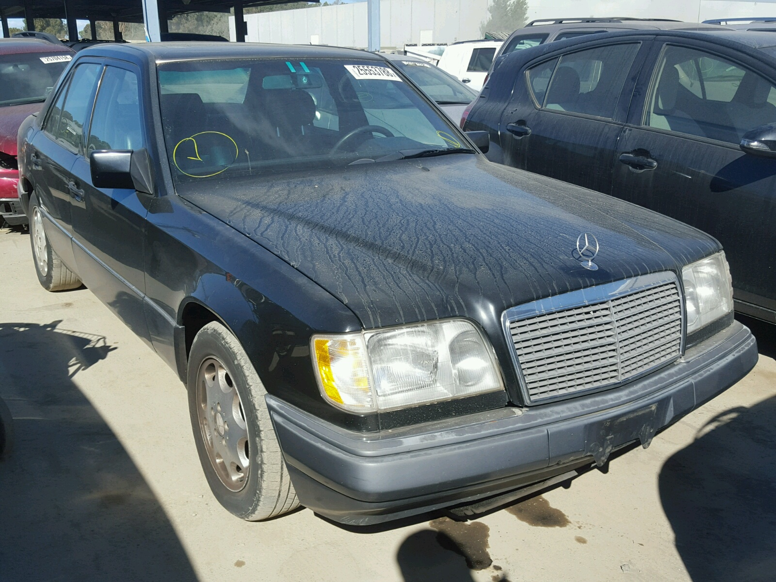 1995 mercedes benz e 320 base 3 2l