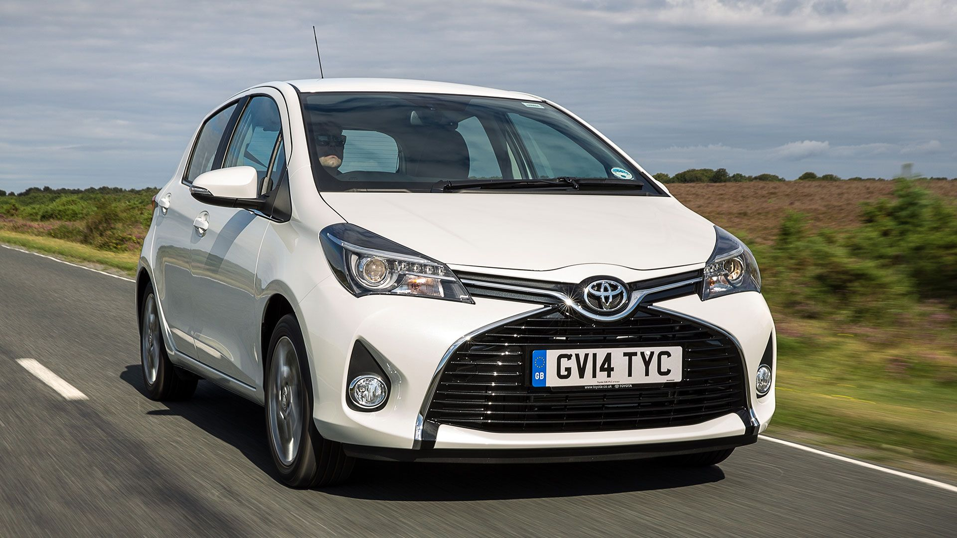 used toyota yaris cars for sale on auto trader