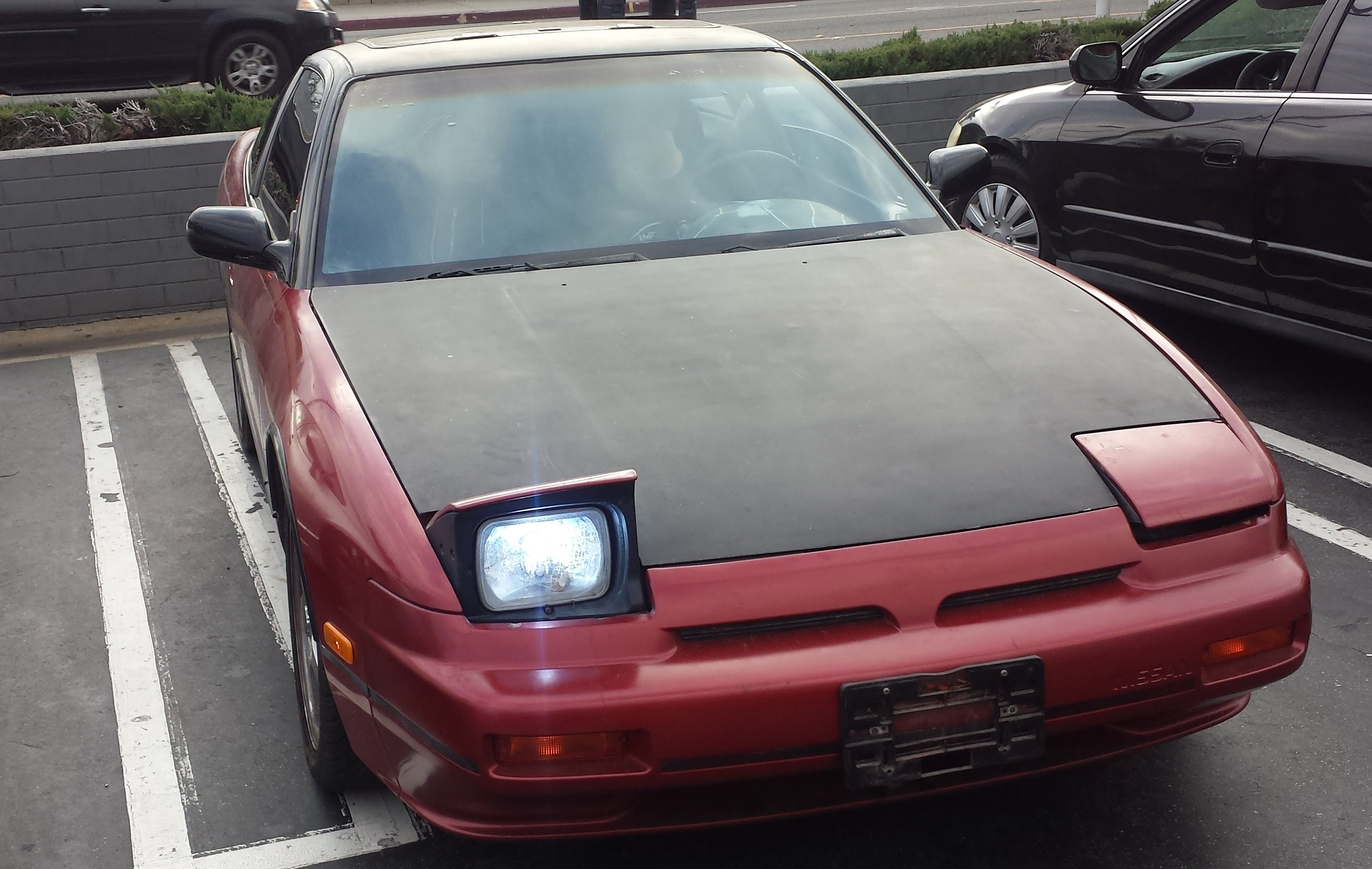 ing a cheap nissan 240sx s13 project car introduction and walkaround youtube