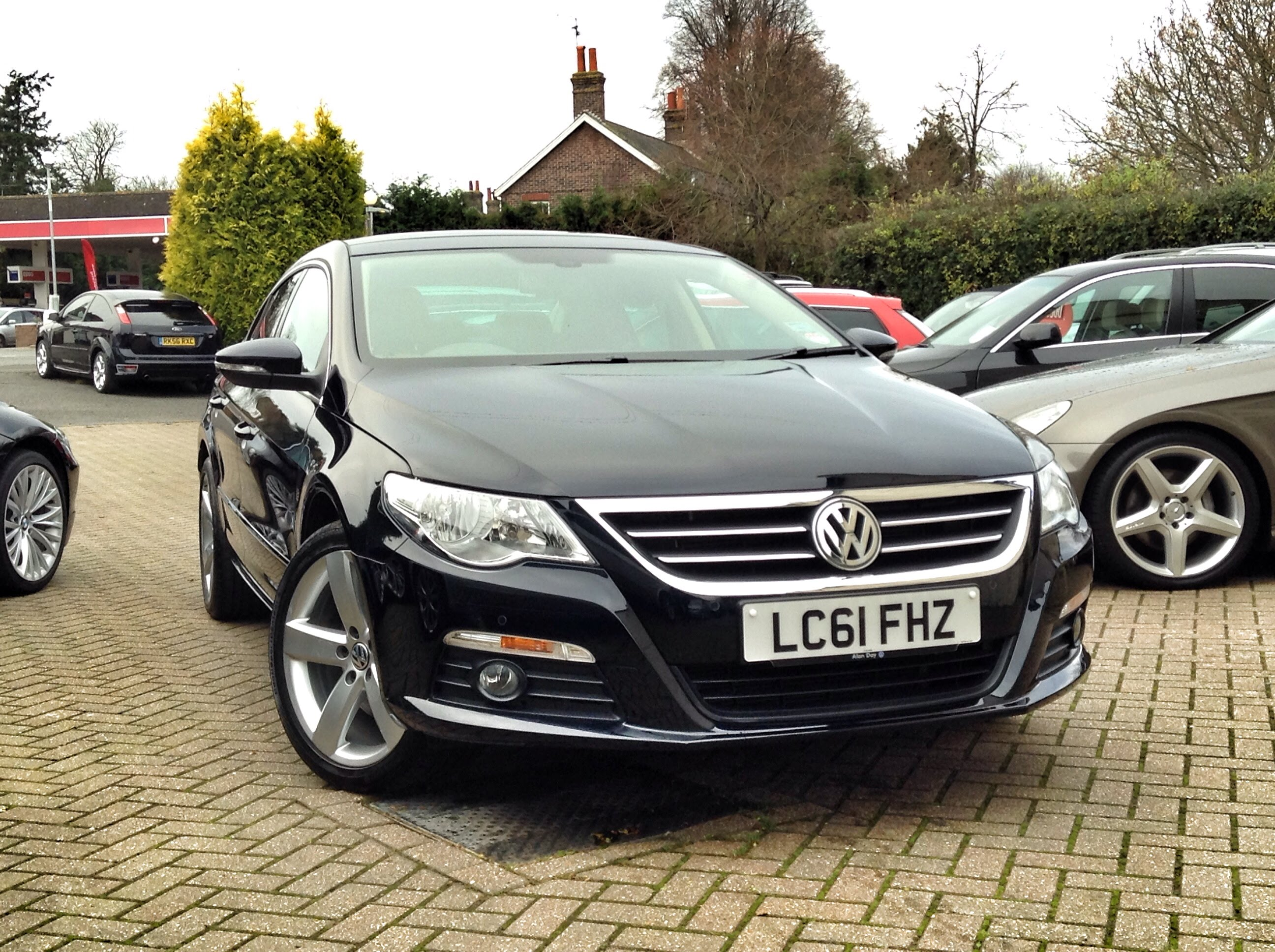 volkswagen passat cc 2 0tdi bluemotion tech cc for sale at cmc cars near brighton sus youtube