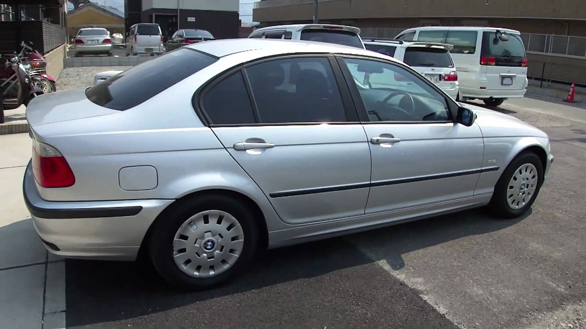 bmw 318i 2000 year model sedan used car sale in japan