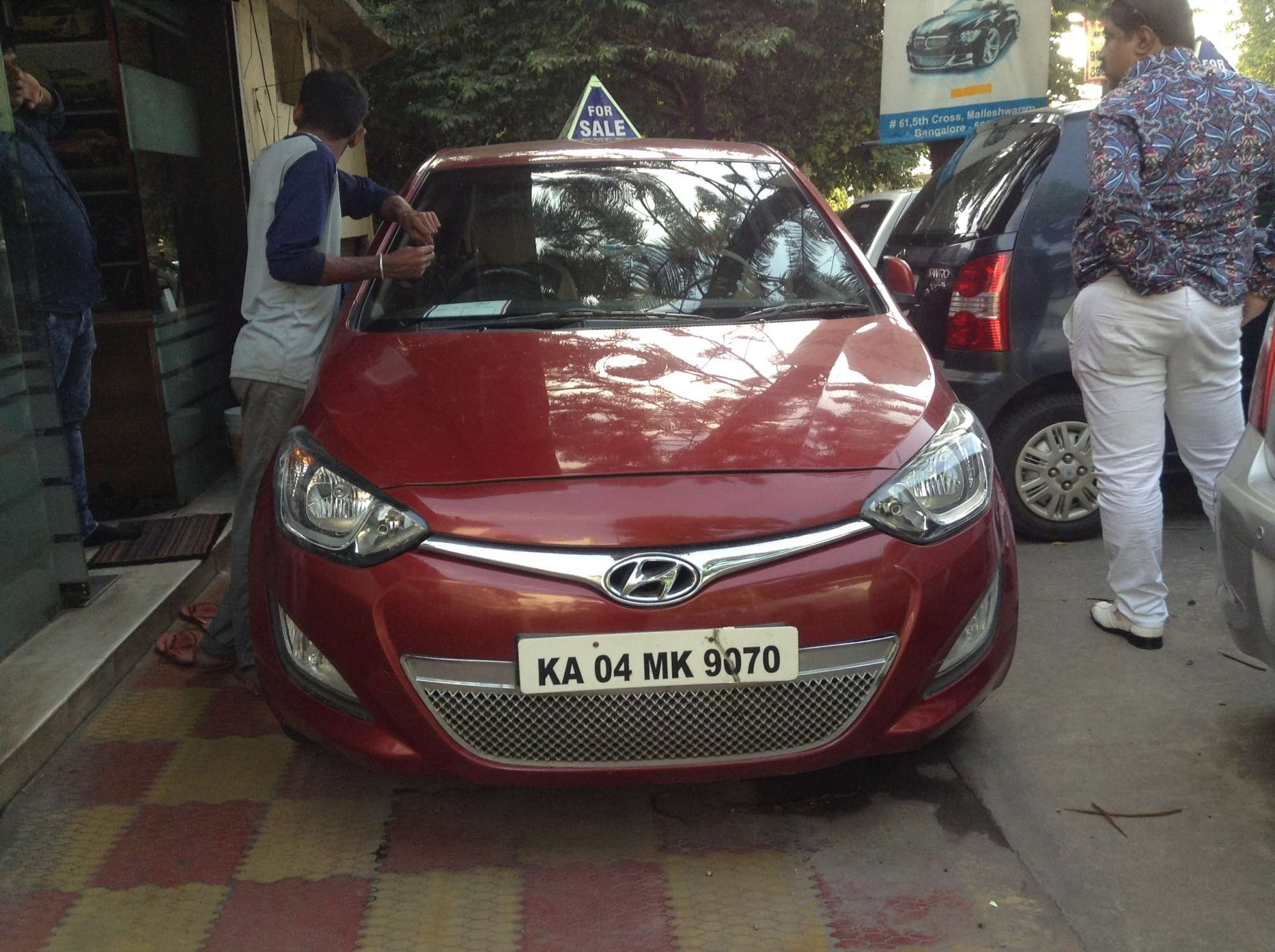 Used Reva Car For Sale In Bangalore