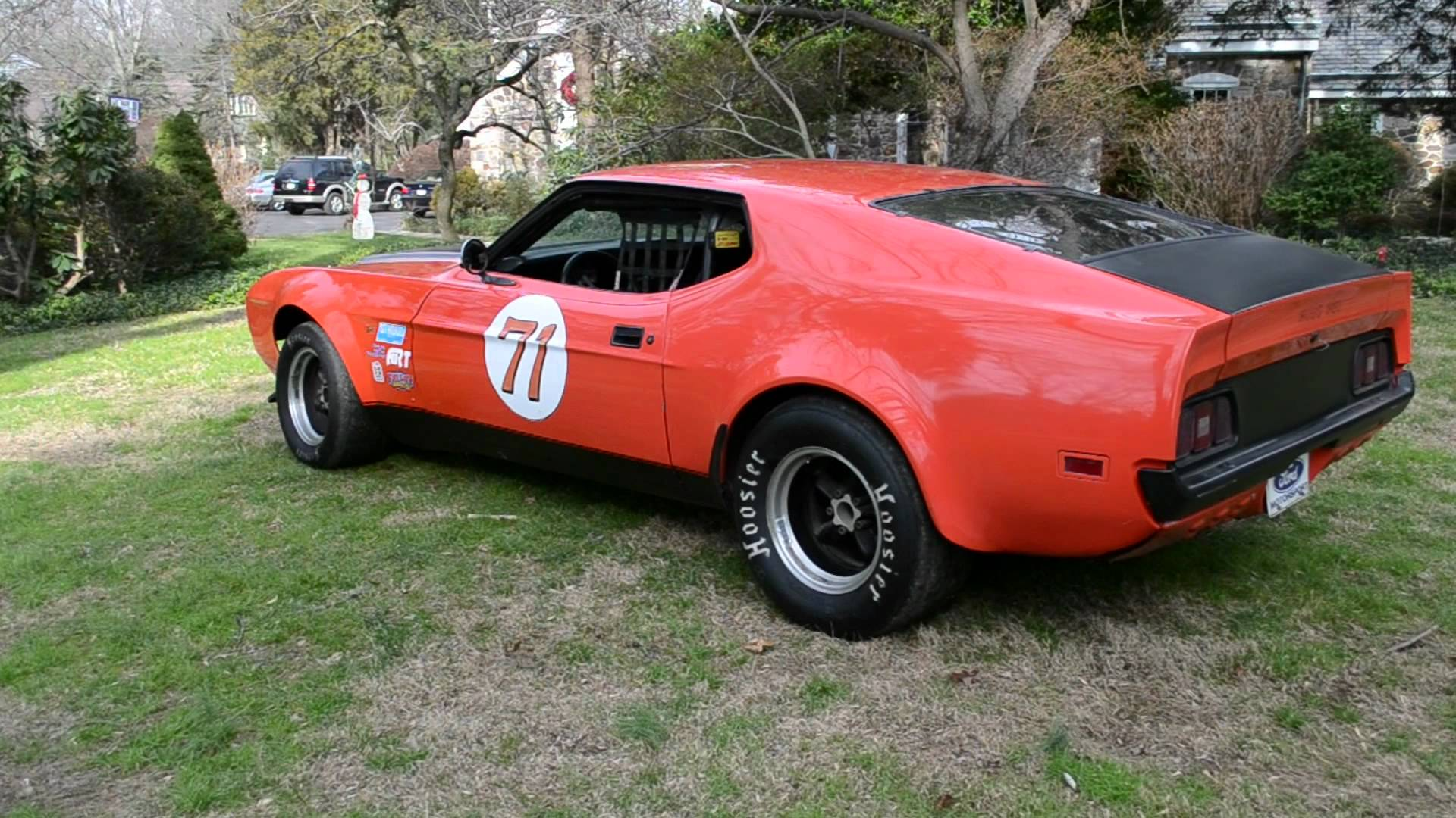 1971 mustang mach 1 boss 351 race car for sale on ebay nikon d3100 1080p hd youtube