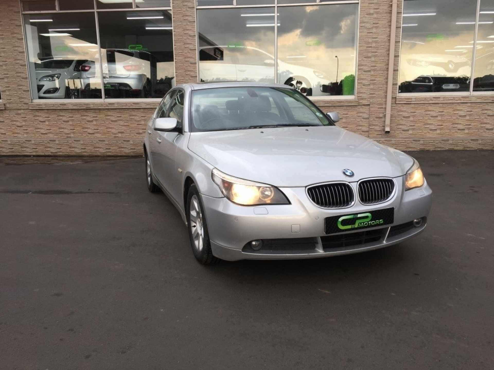 2006 bmw 5 series 523i exclusive a t e60 ermelo mpumalanga vehicle details