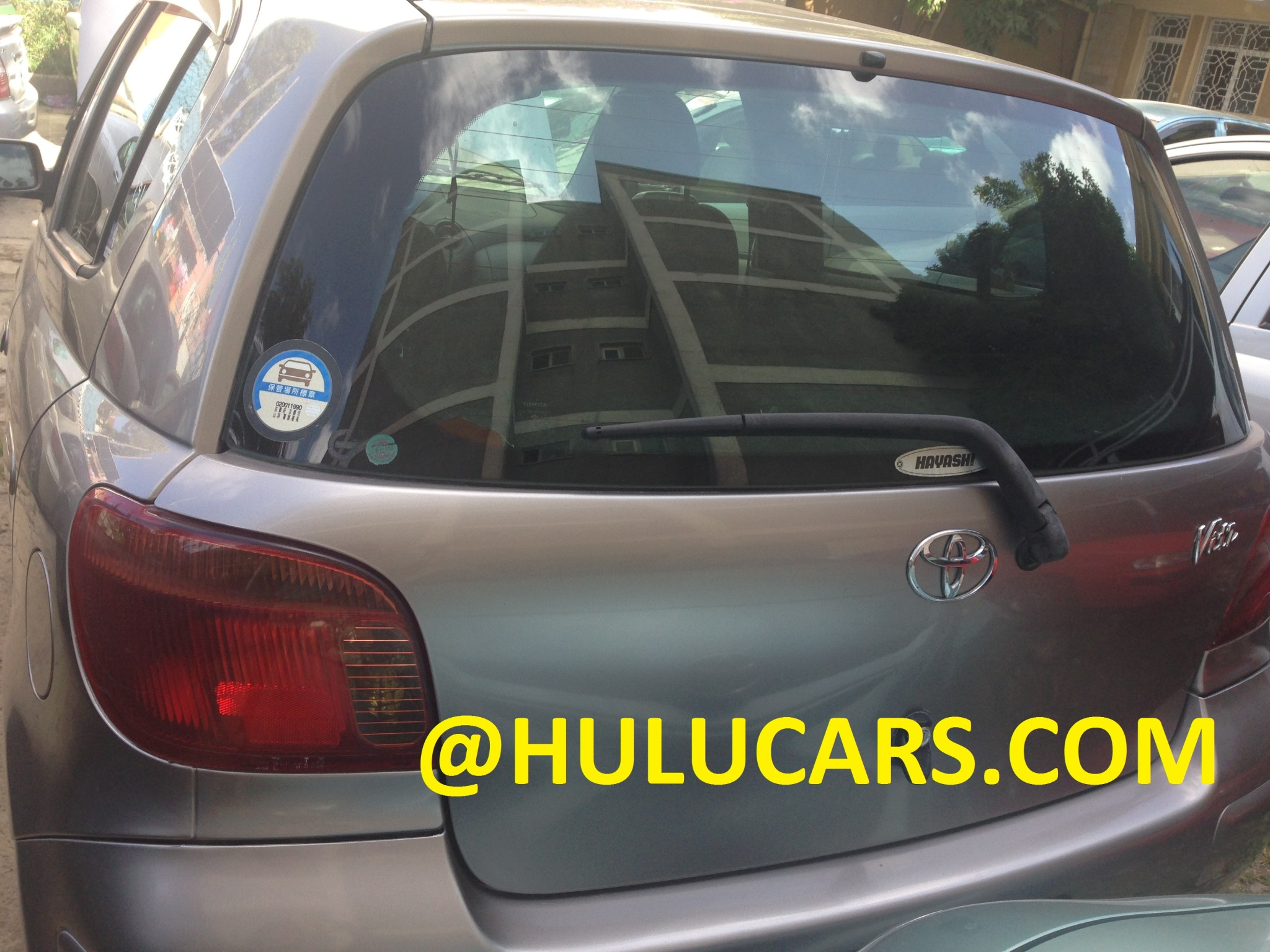 2002 toyota vitz gray color for sale hulucars