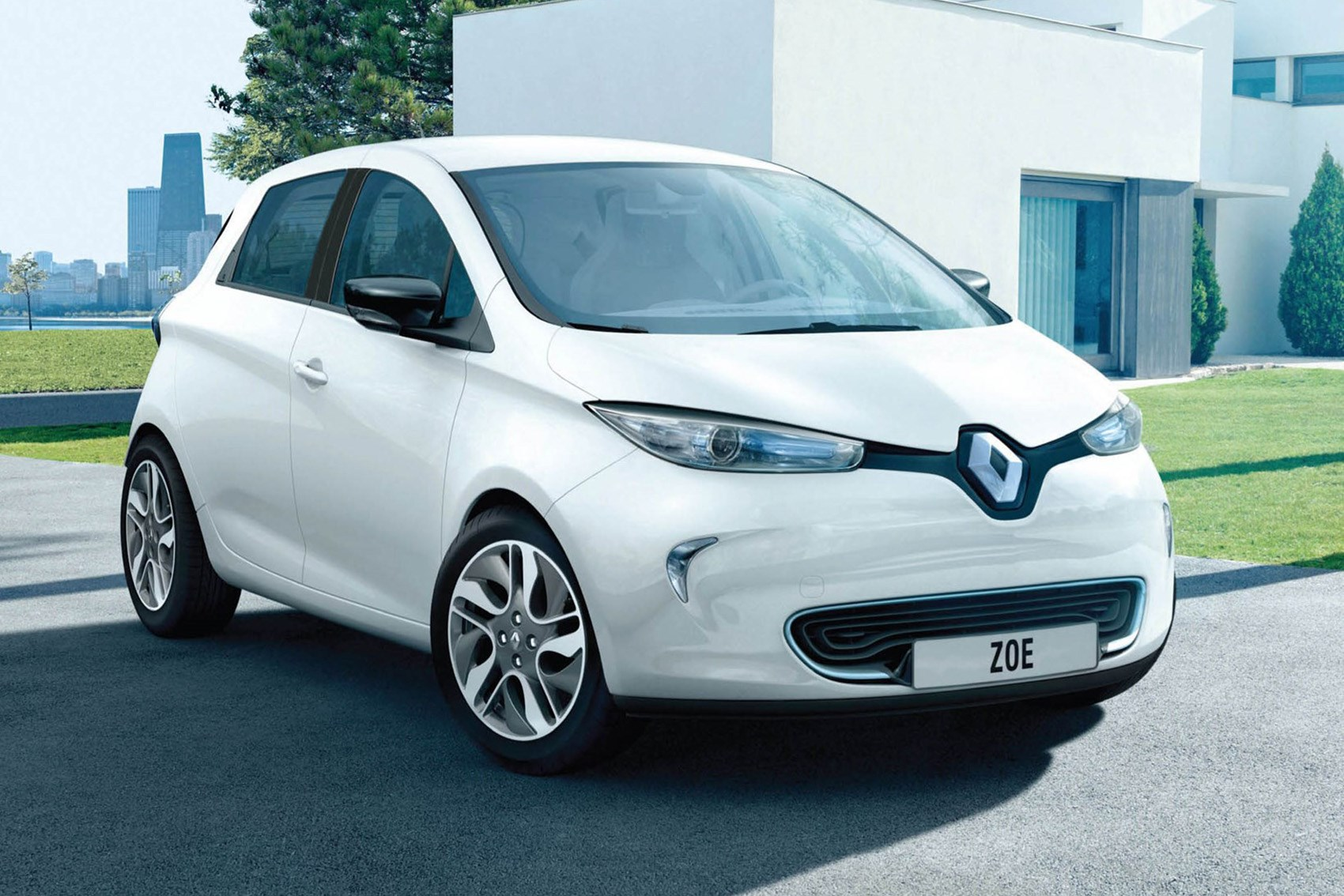 renault zoe best electric cars