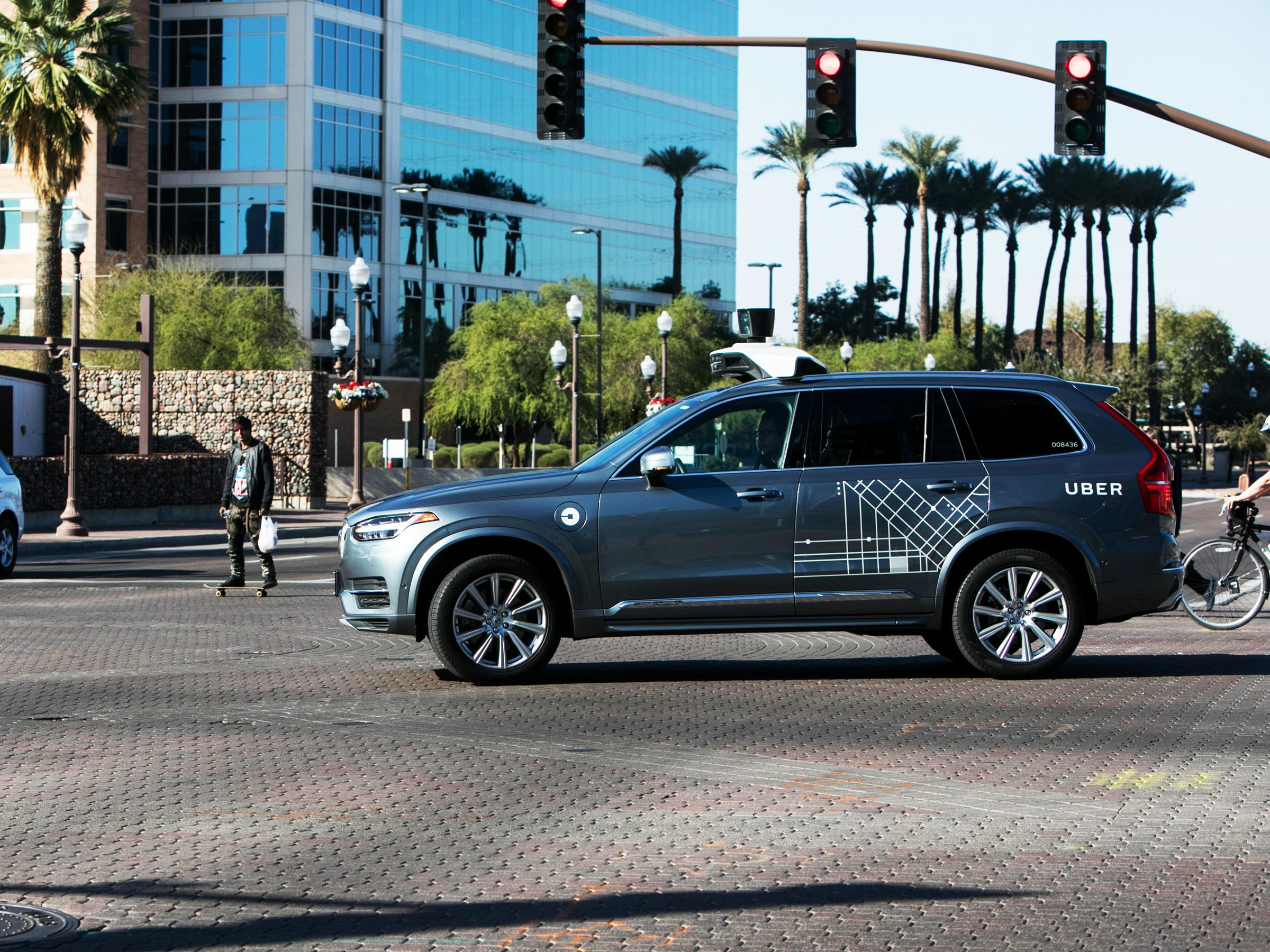 uber s self driving car just killed somebody in arizona now what