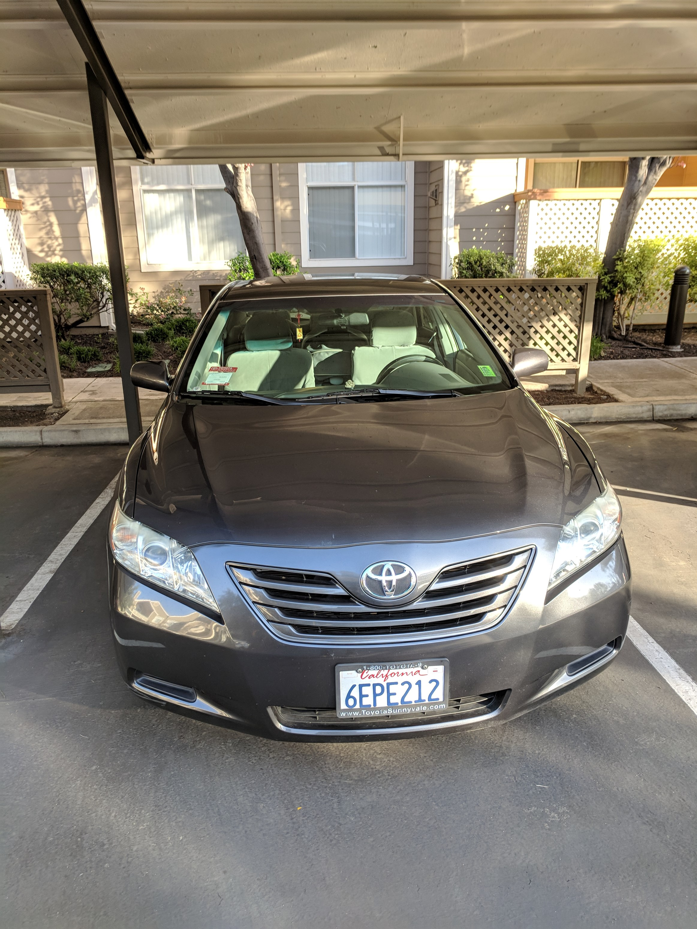 toyota camry le 2009 with very low mileage on sale