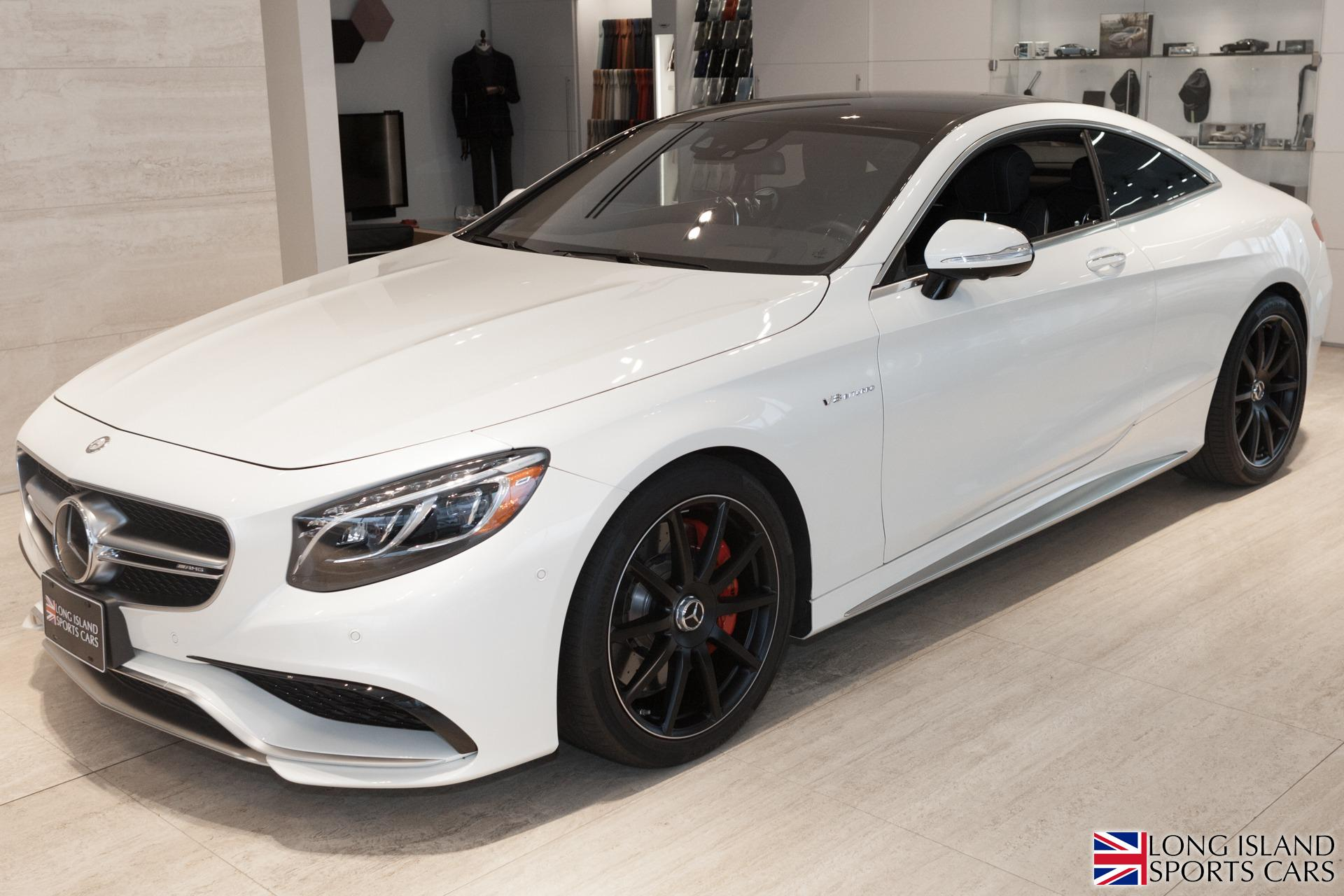 used 2016 mercedes benz s63 amg roslyn ny