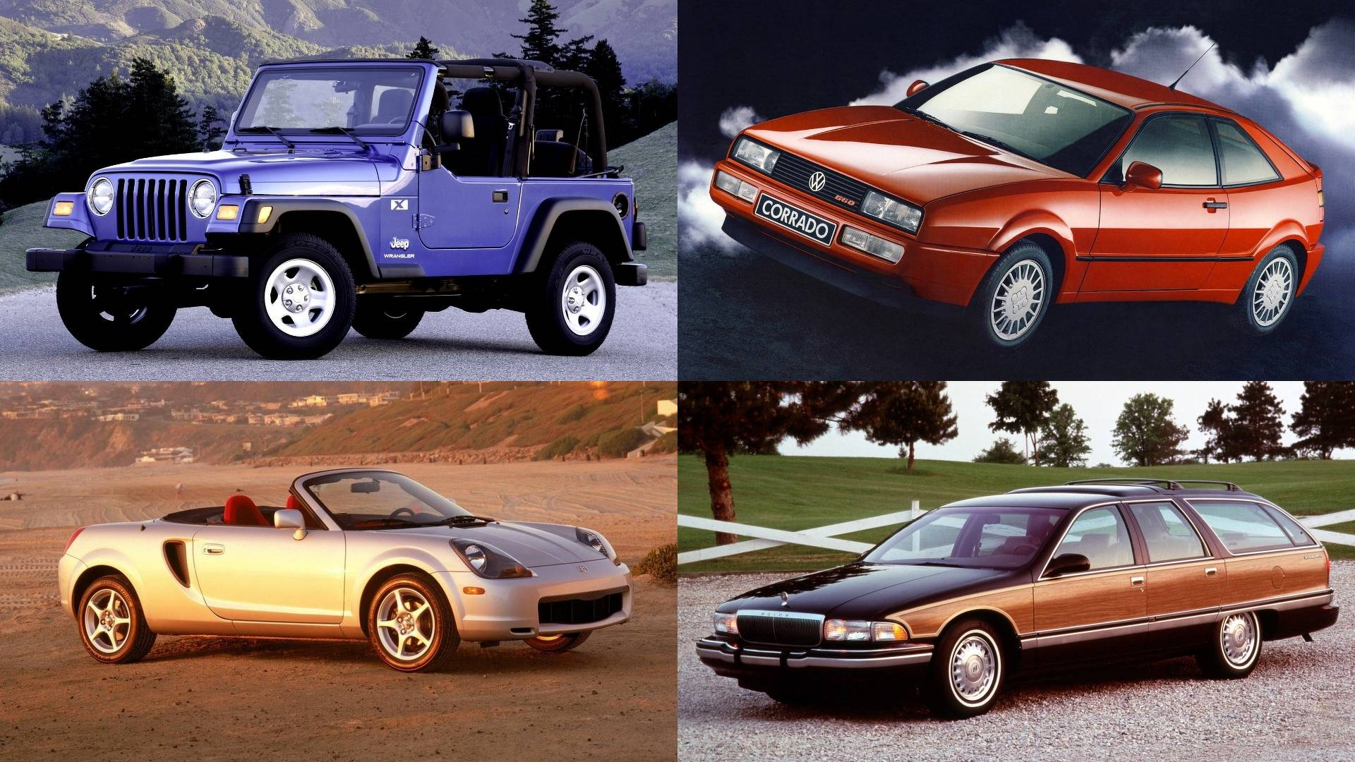 the coolest cars you can for 5000