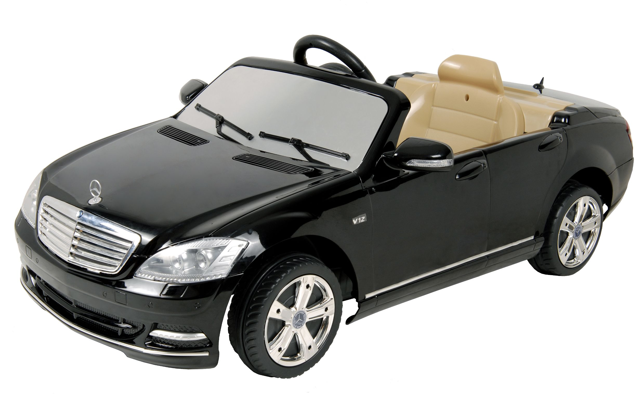 mercedes battery powered luxury ride on vehicle