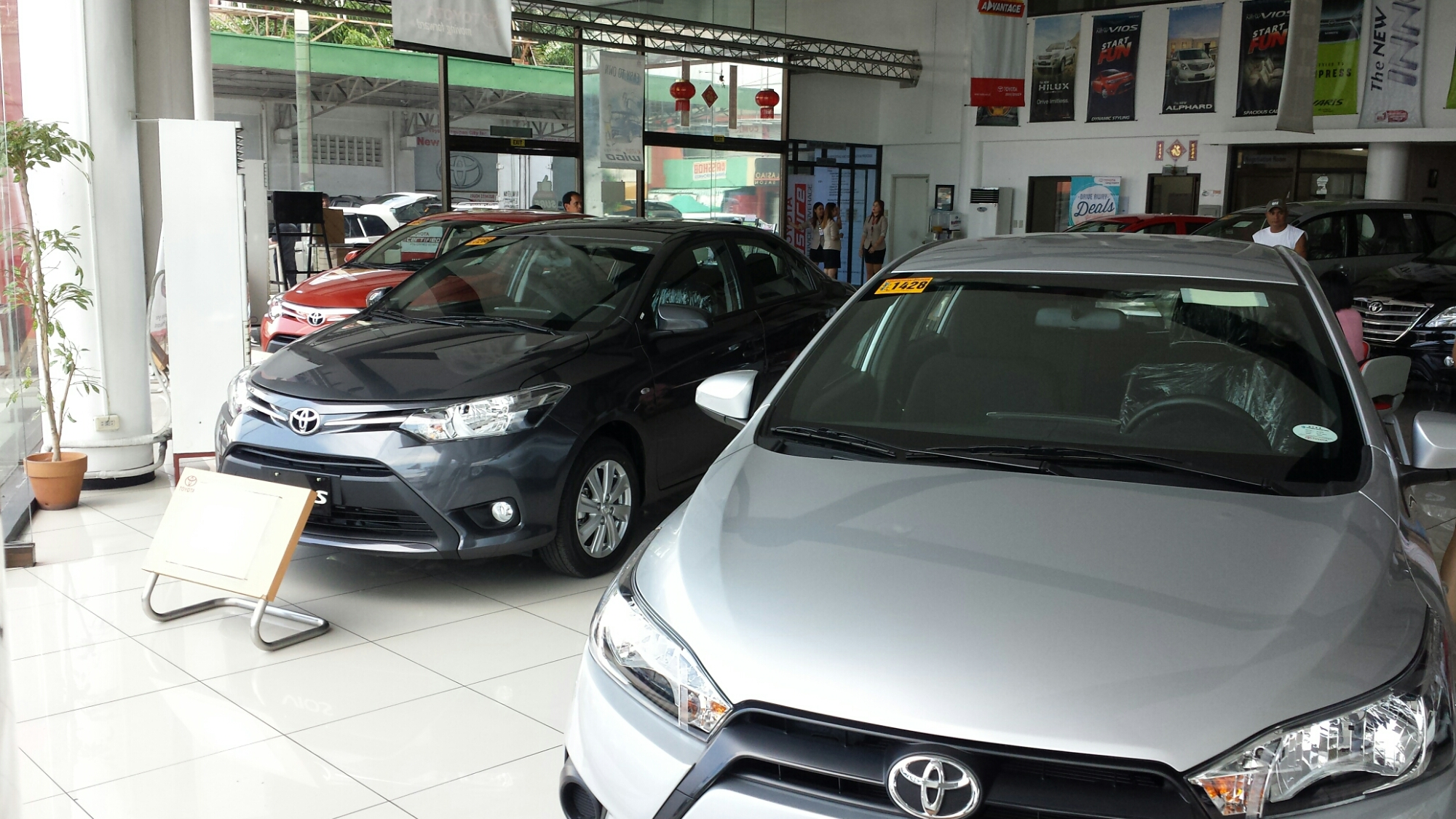 toyota pangasinan brand new cars for sale