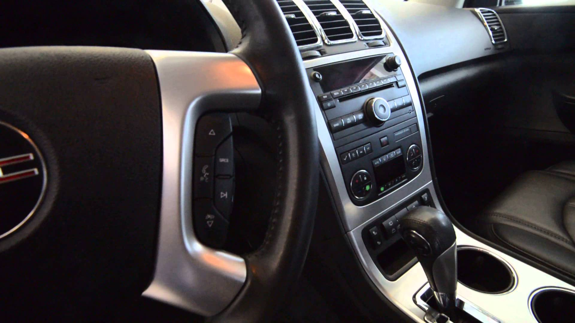 2010 gmc acadia slt leather stk p2761 for sale at trend motors used car center in rockaway nj youtube