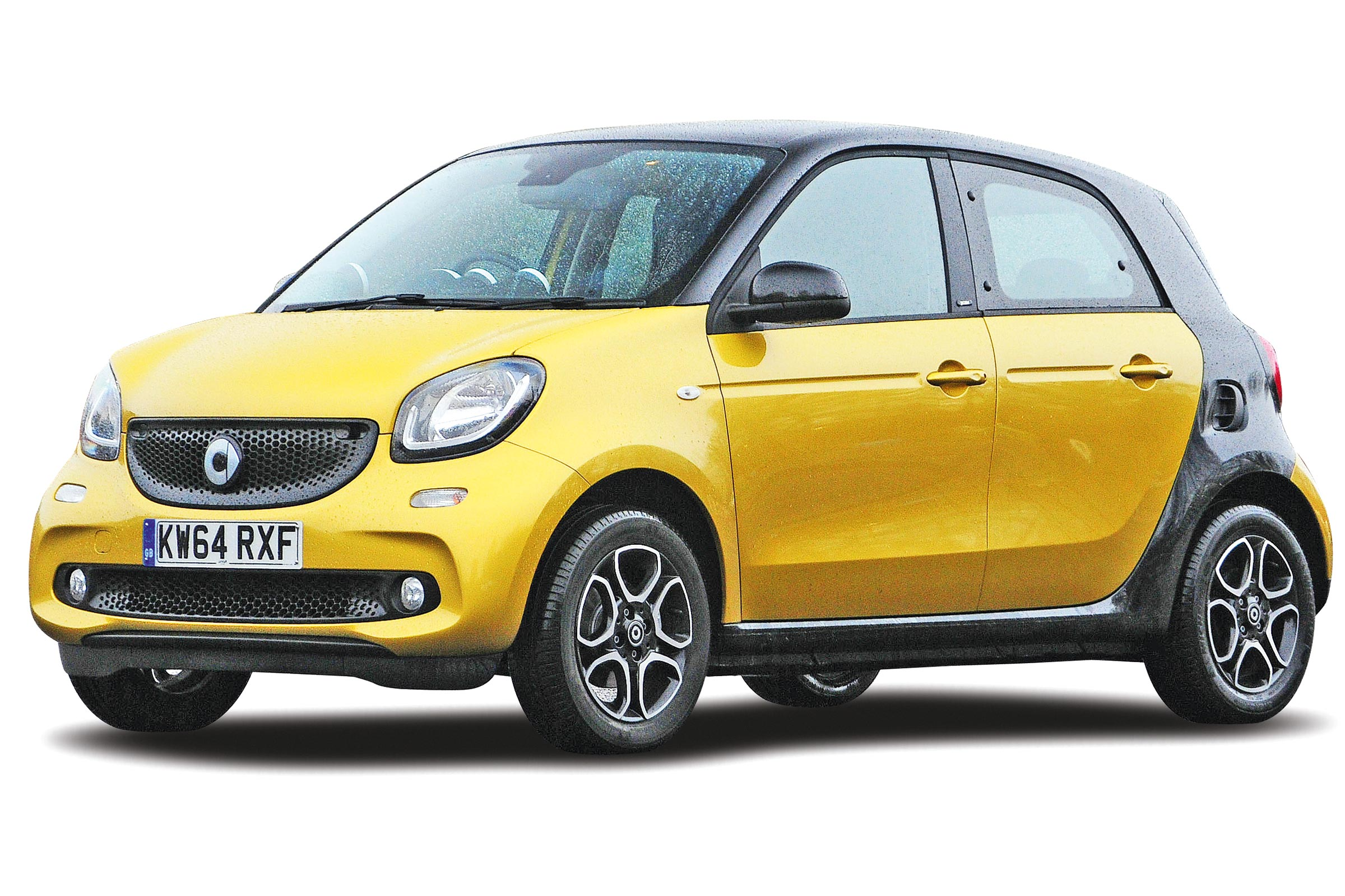 smart forfour hatchback owner reviews mpg problems reliability performance
