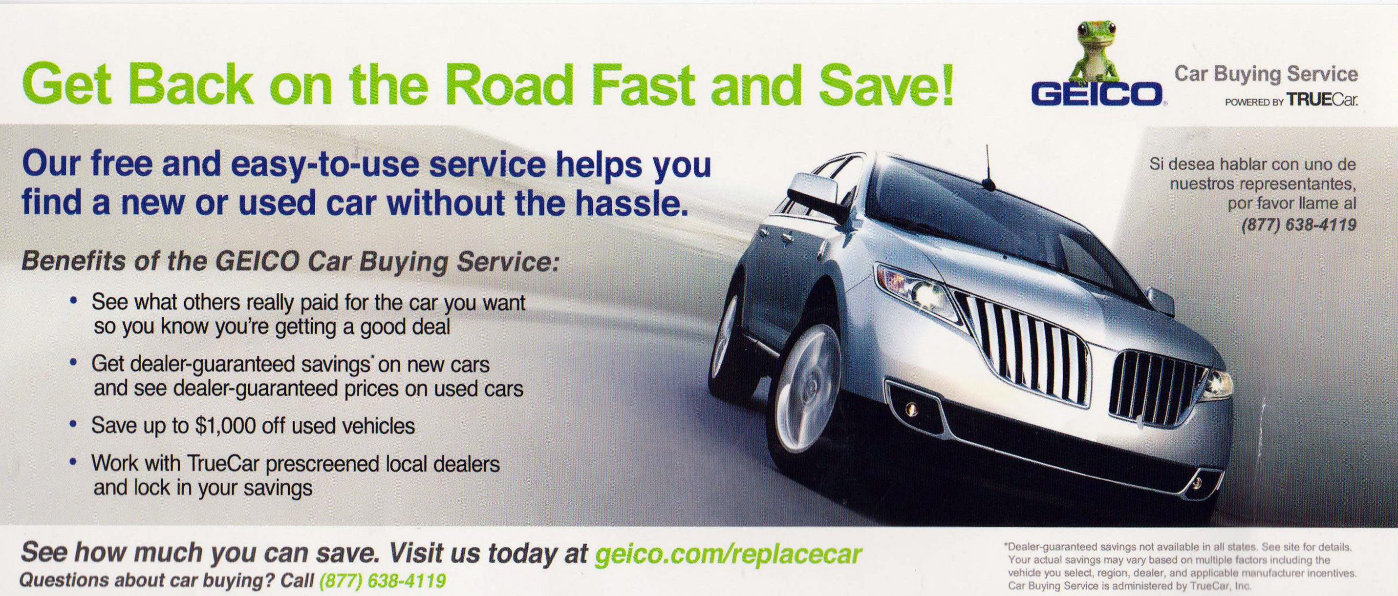 geico s free easy to use car ing service helps you find a new or used car without the hassle
