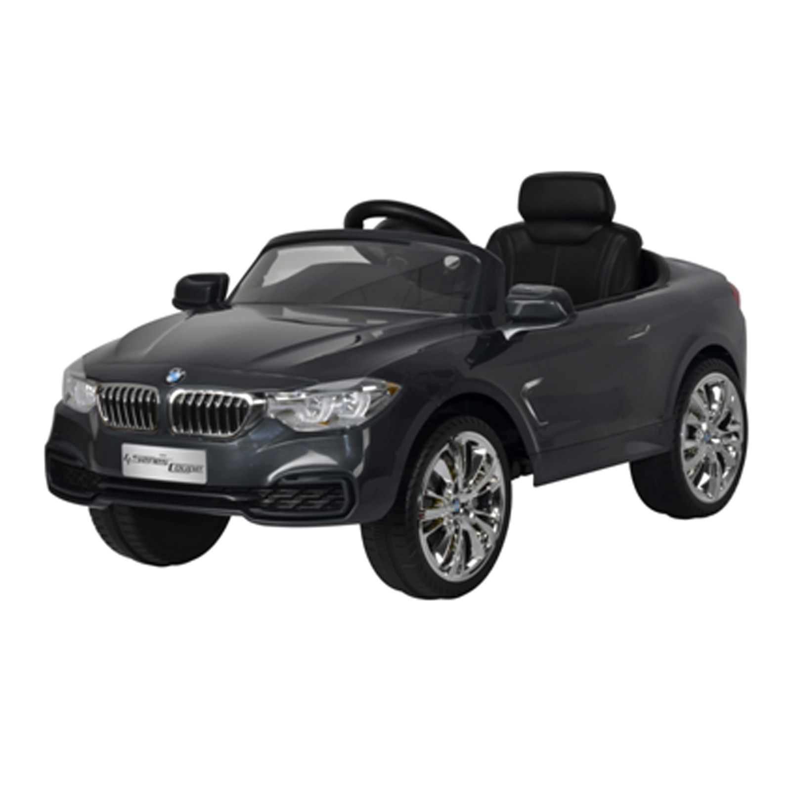 Two Seater Kids Car Elegant Bmw 4 Series 12v Kids Battery Powered
