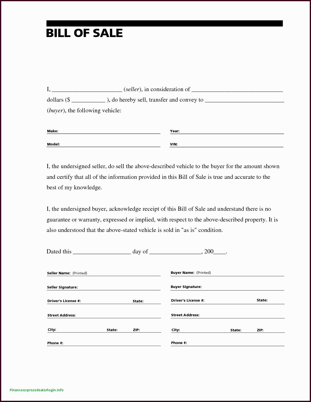 used car as is bill of sale artist agreement template unique bill of sales template for car