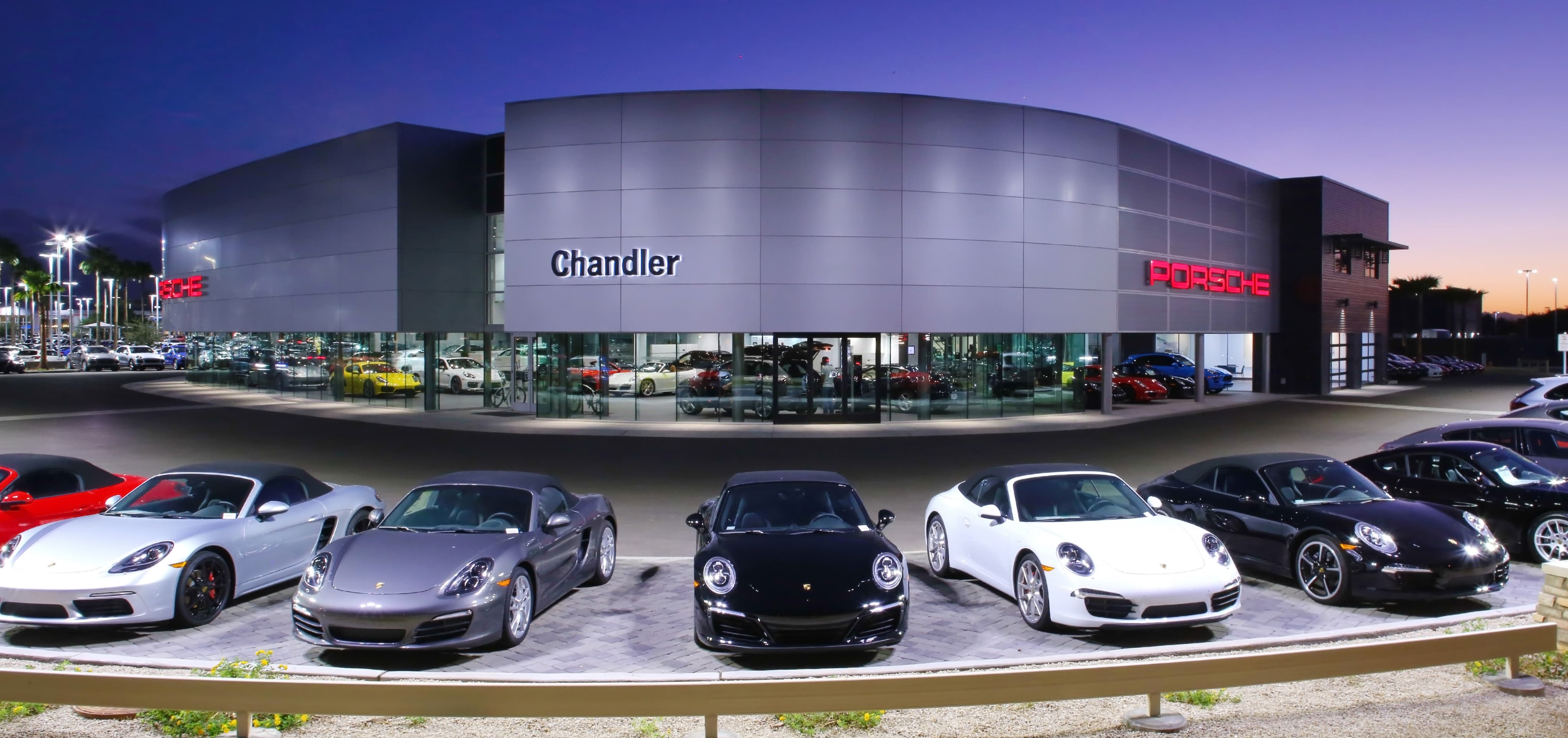 about porsche chandler proudly supplying new porsche models in chandler arizona