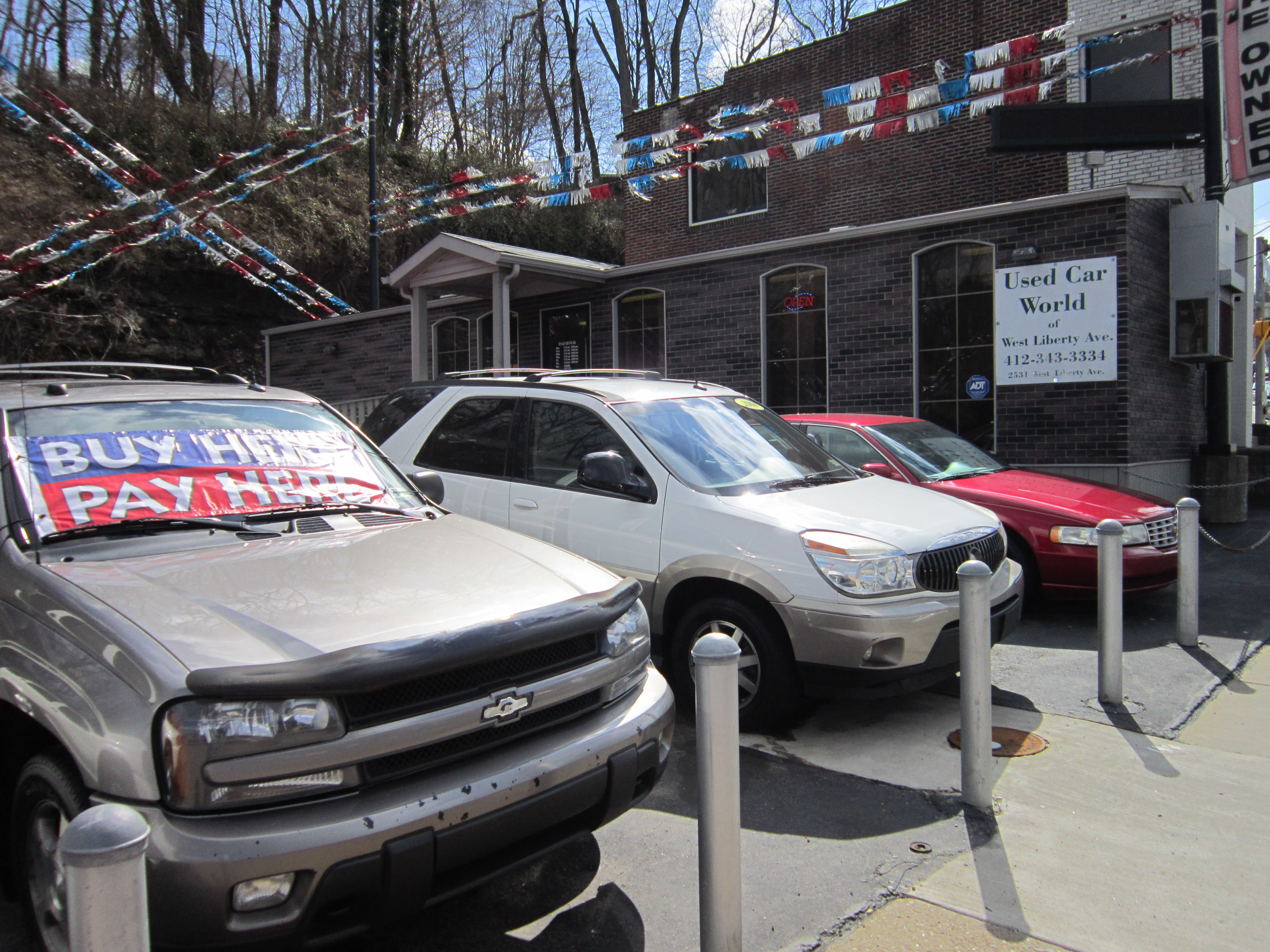 used car world of west liberty 2531 w liberty ave pittsburgh pa yp