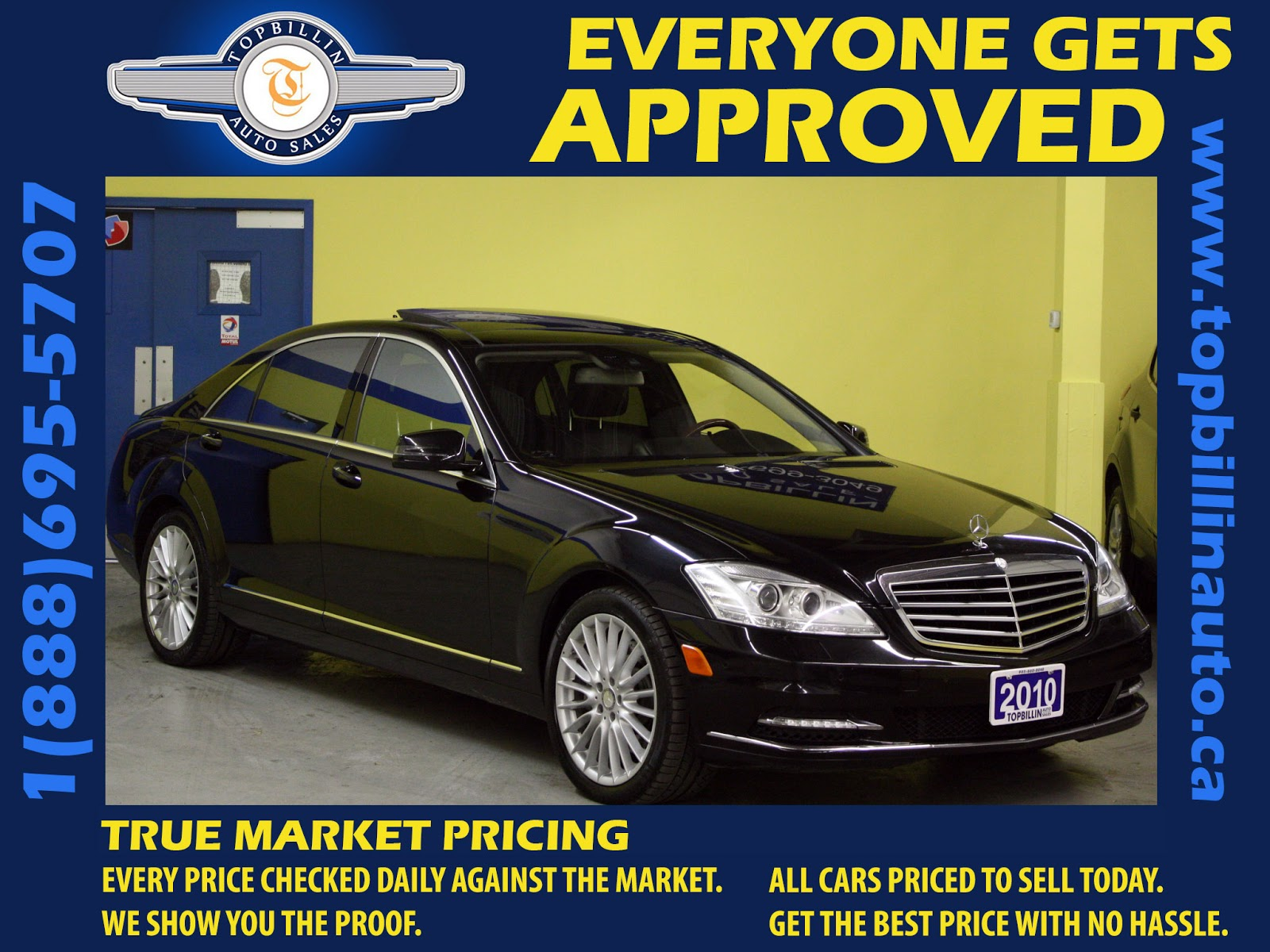 used cars mercedes s550 s450 bad credit car loans