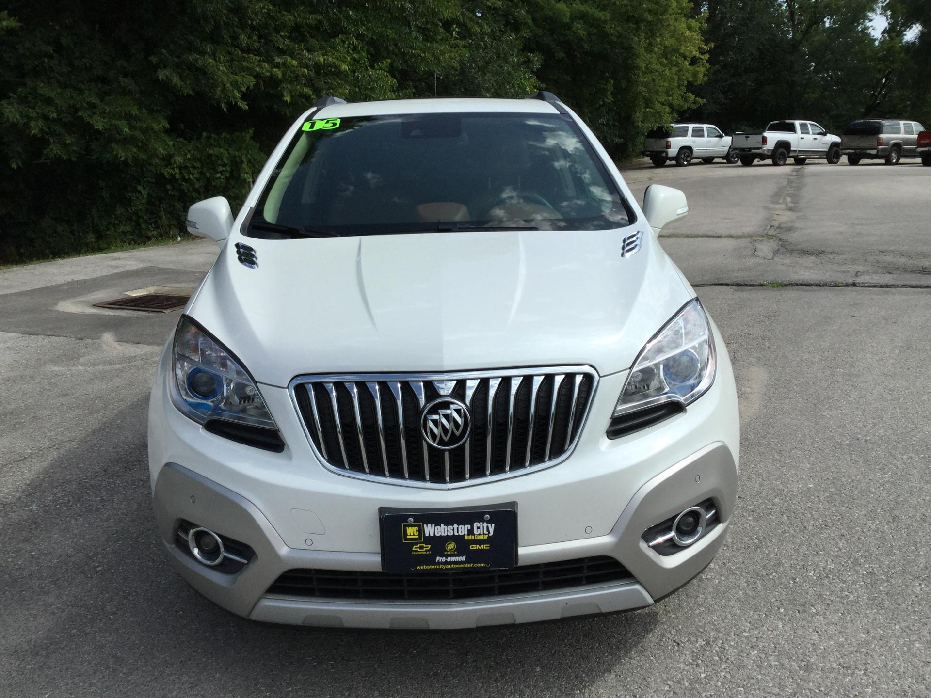 2015 buick encore vehicle photo in webster city ia
