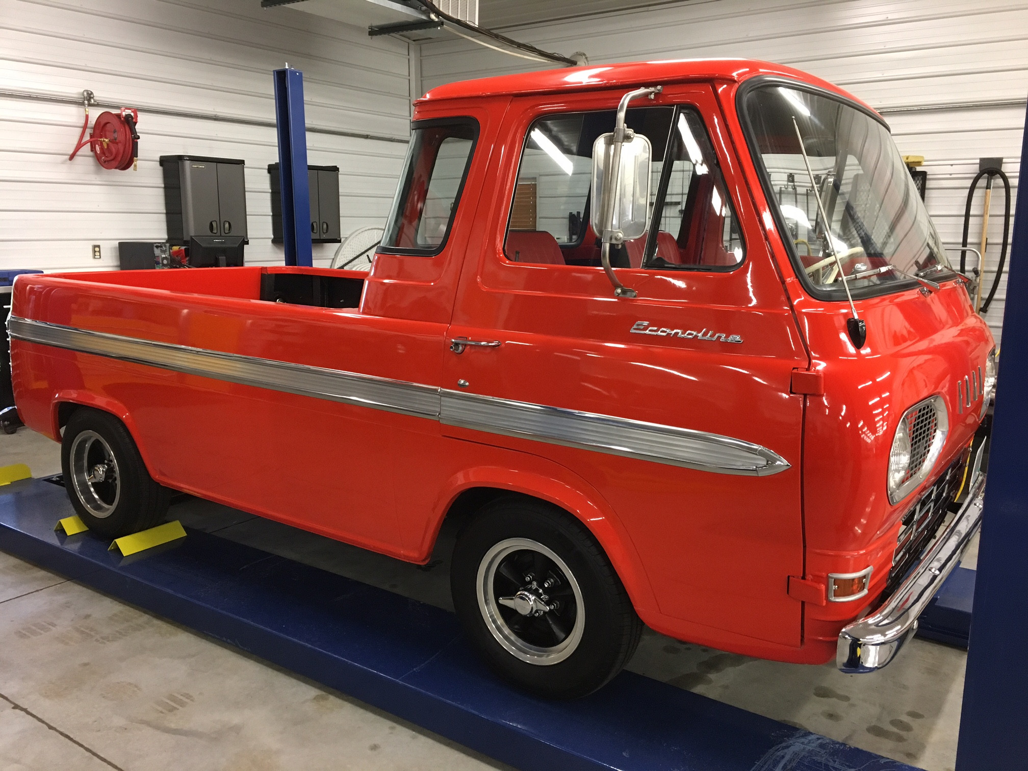 used cars in joplin mo unique 1965 ford econoline 5 window pickup truck for sale in