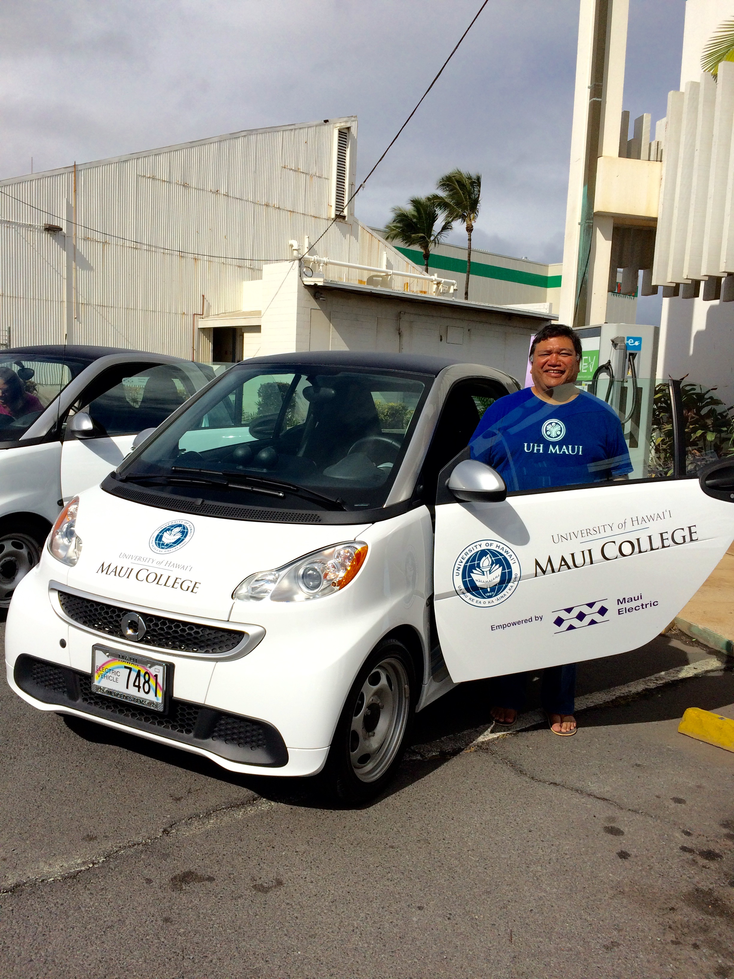 uhmc maui electric vehicle donation
