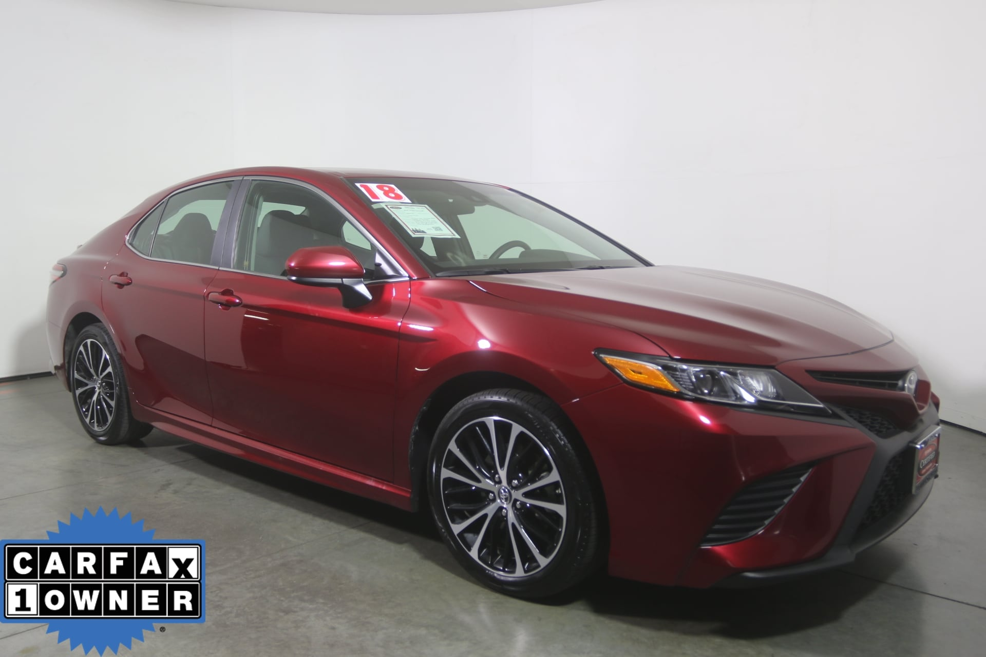 2018 toyota camry se used cars in reno nv