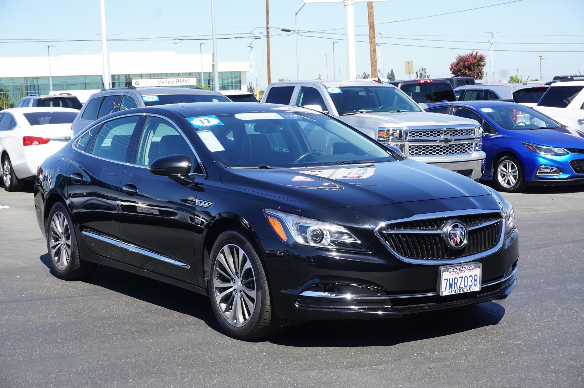 2017 buick lacrosse vehicle photo in modesto ca