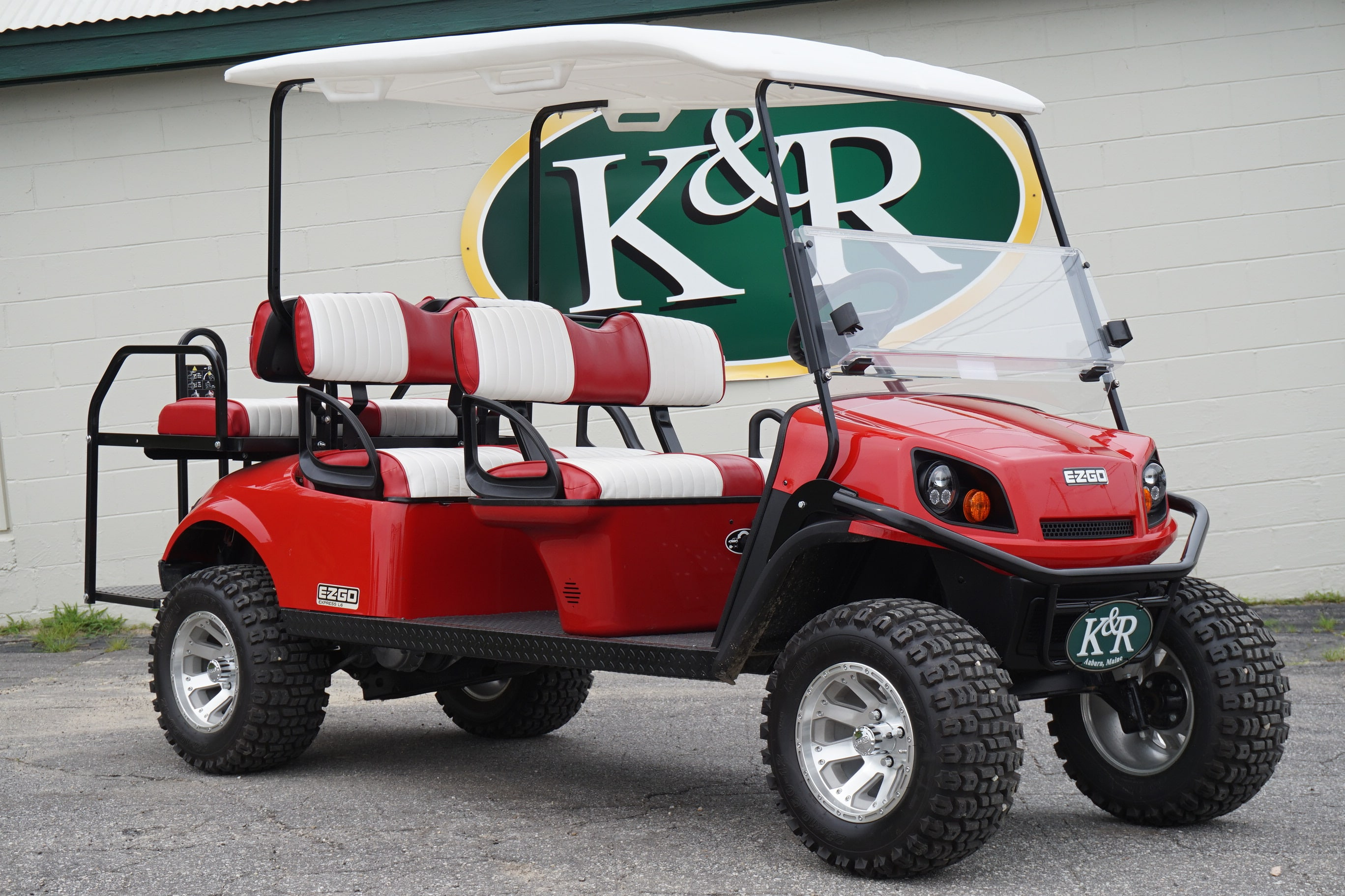 2016 ezgo golf cart people carrier 6 passenger pact