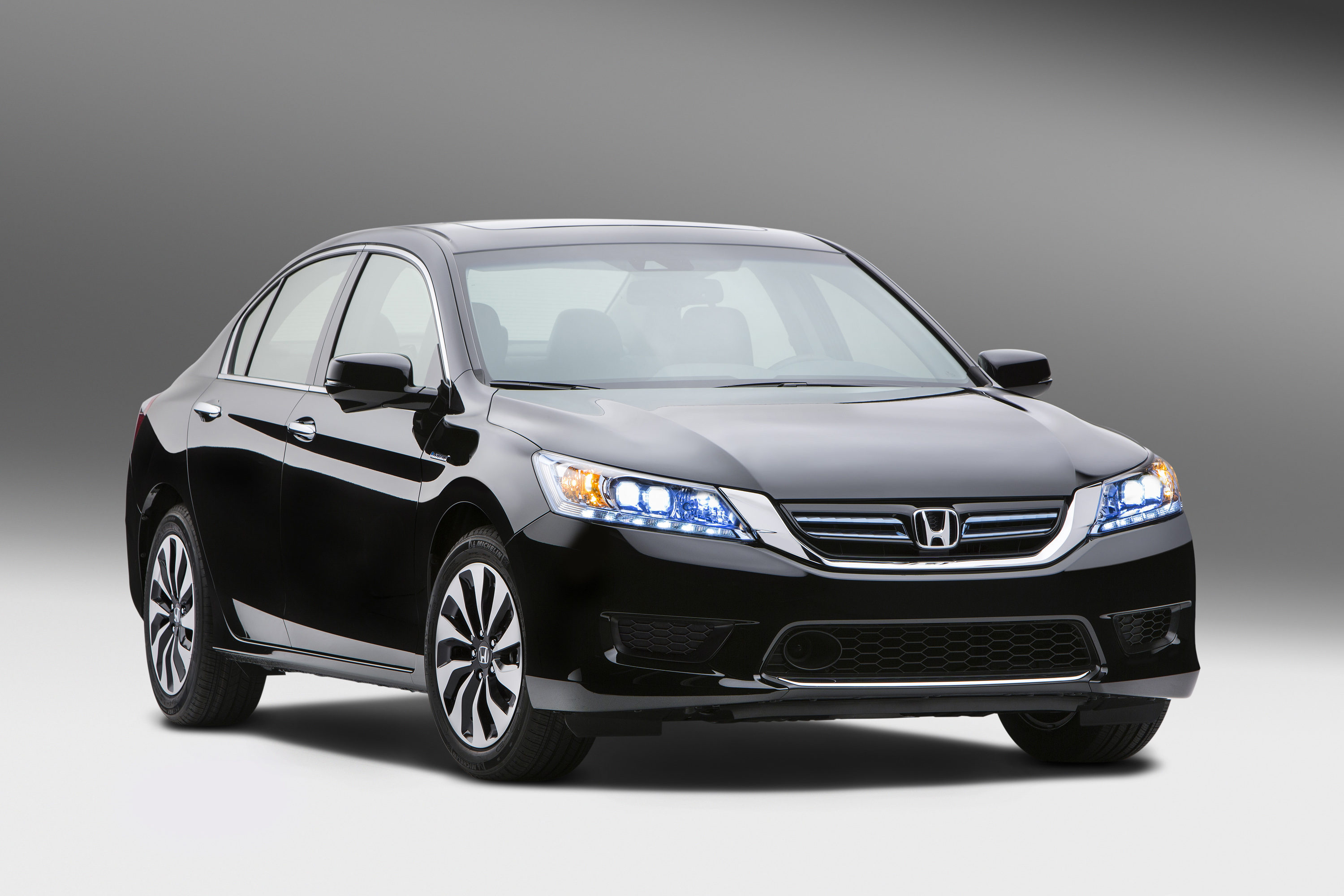2014 honda accord hybrid h