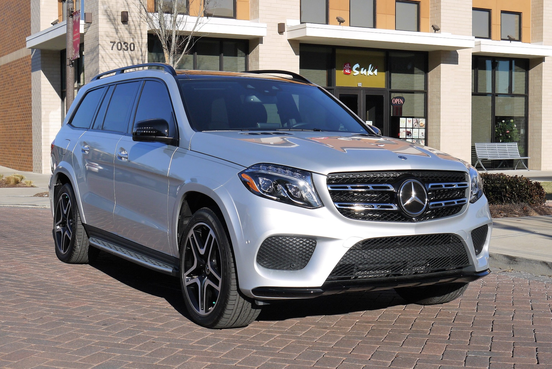 used 2018 mercedes benz gls 550 4matic suv