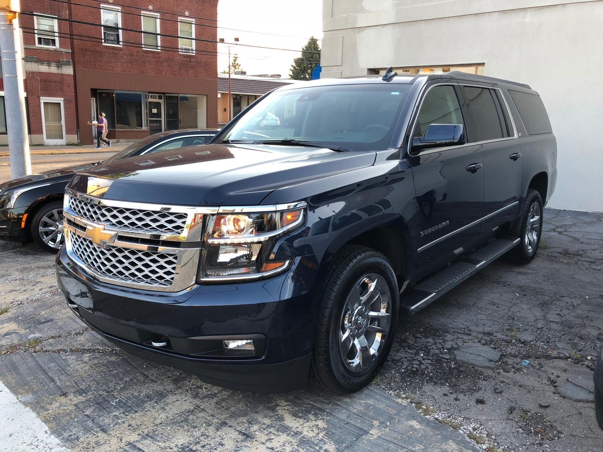 2018 chevrolet suburban vehicle photo in pittsburgh pa
