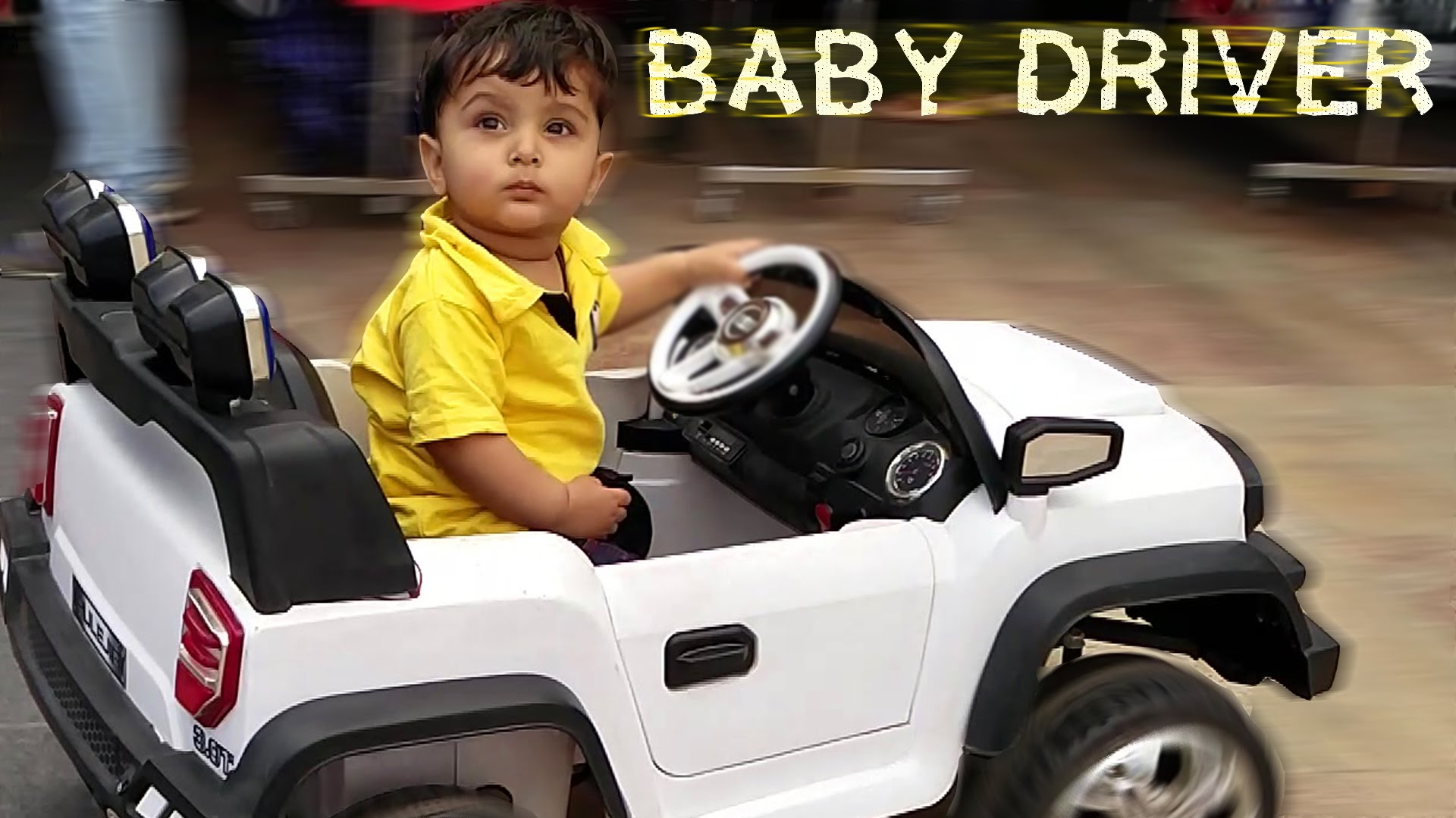 cars for kids baby driving bmw toy car for first time kids toy car video with shivay childhood youtube