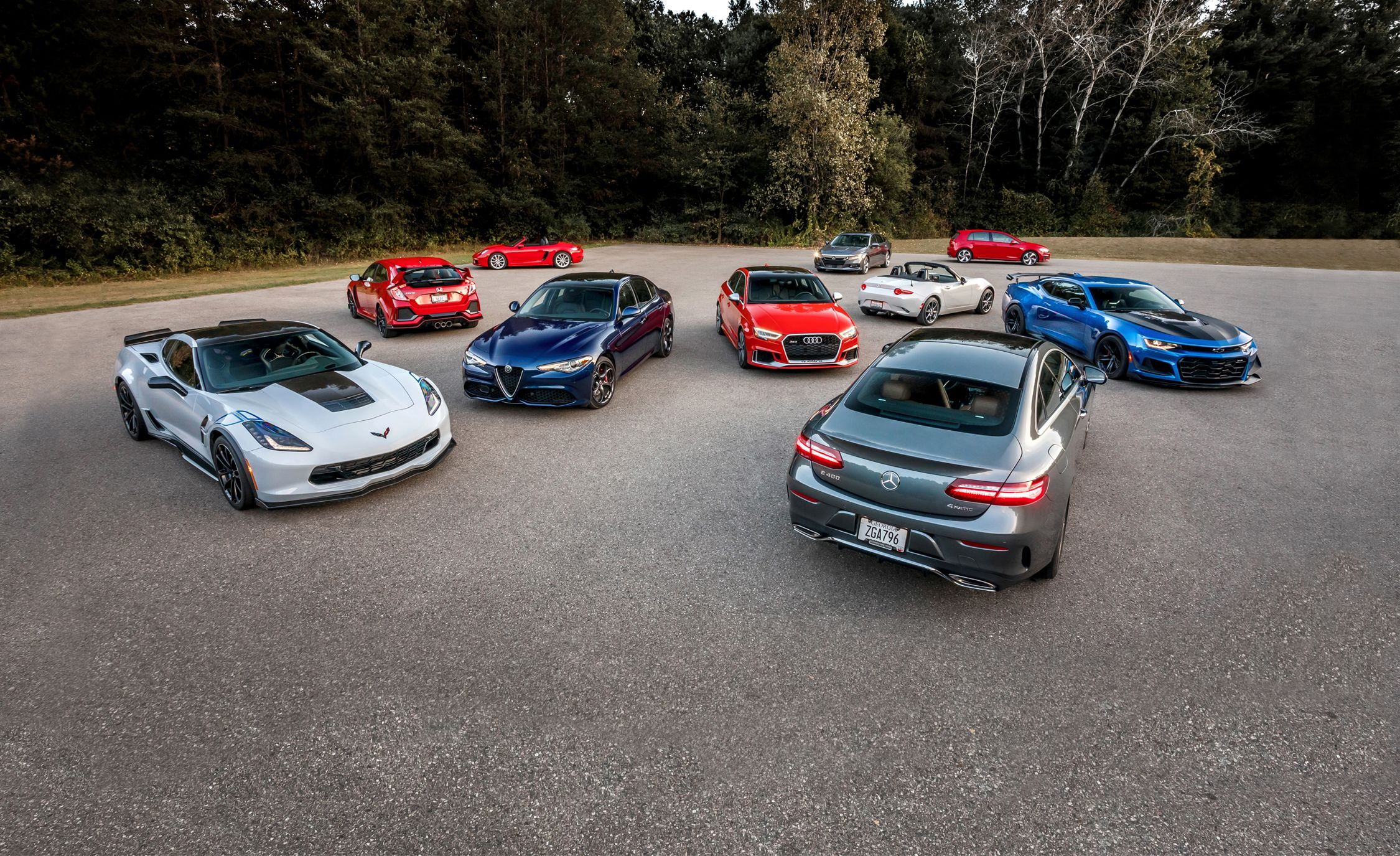 2018 10best cars the best cars for sale in america today
